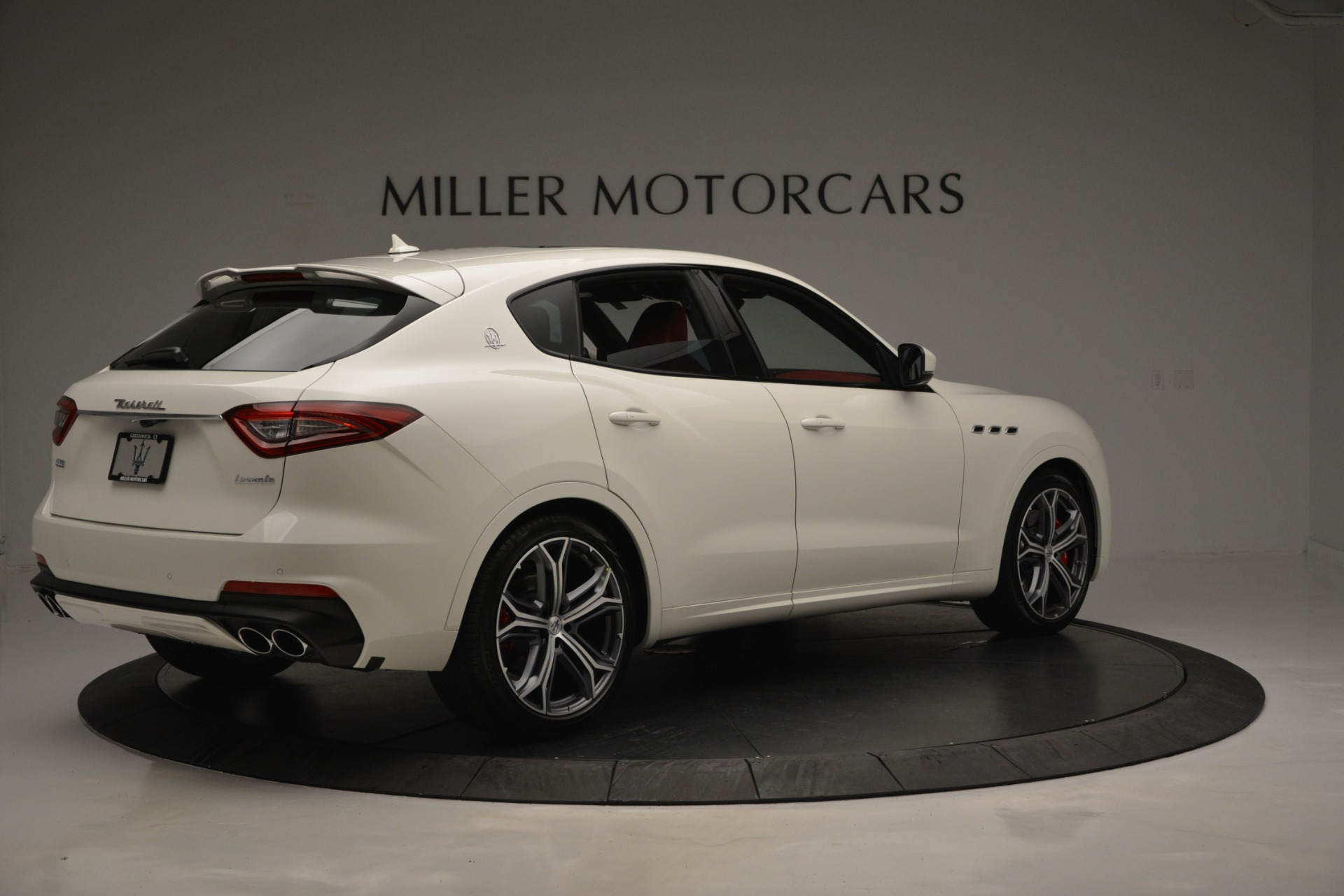 New 2019 Maserati Levante GTS For Sale In Westport, CT 2883_p10