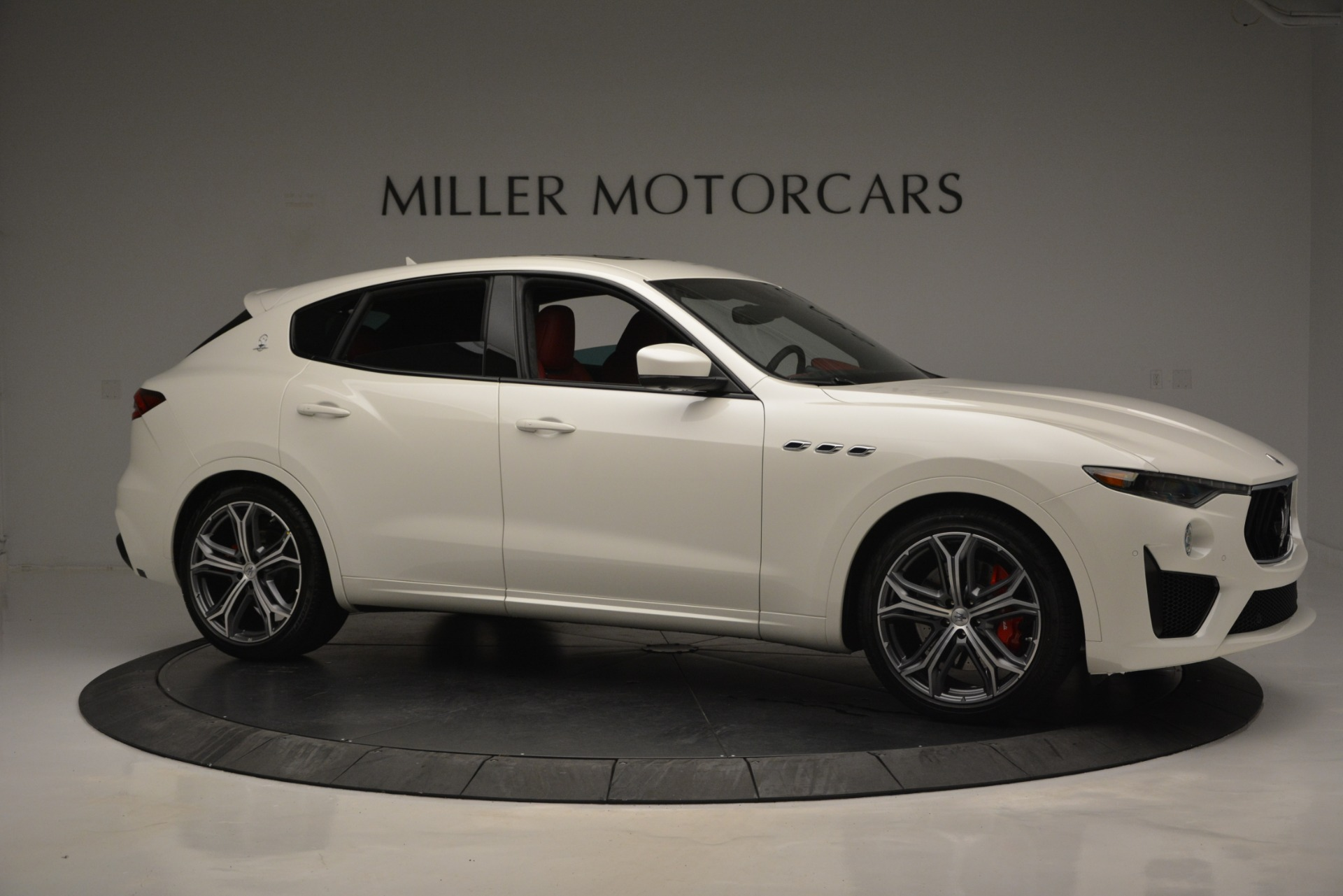 New 2019 Maserati Levante GTS For Sale In Westport, CT 2883_p13