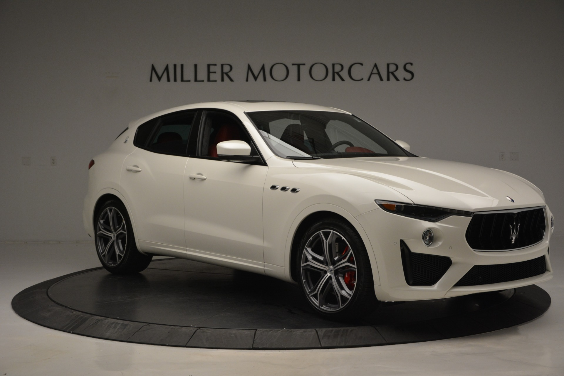 New 2019 Maserati Levante GTS For Sale In Westport, CT 2883_p14