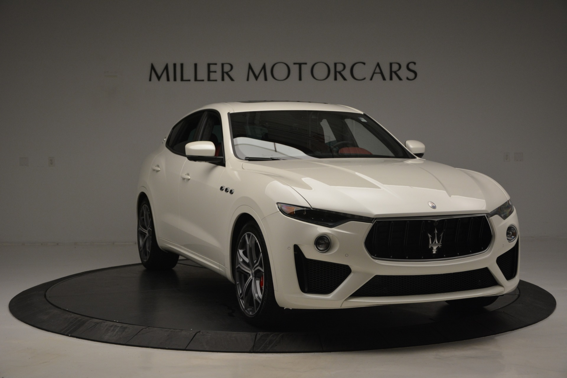 New 2019 Maserati Levante GTS For Sale In Westport, CT 2883_p15