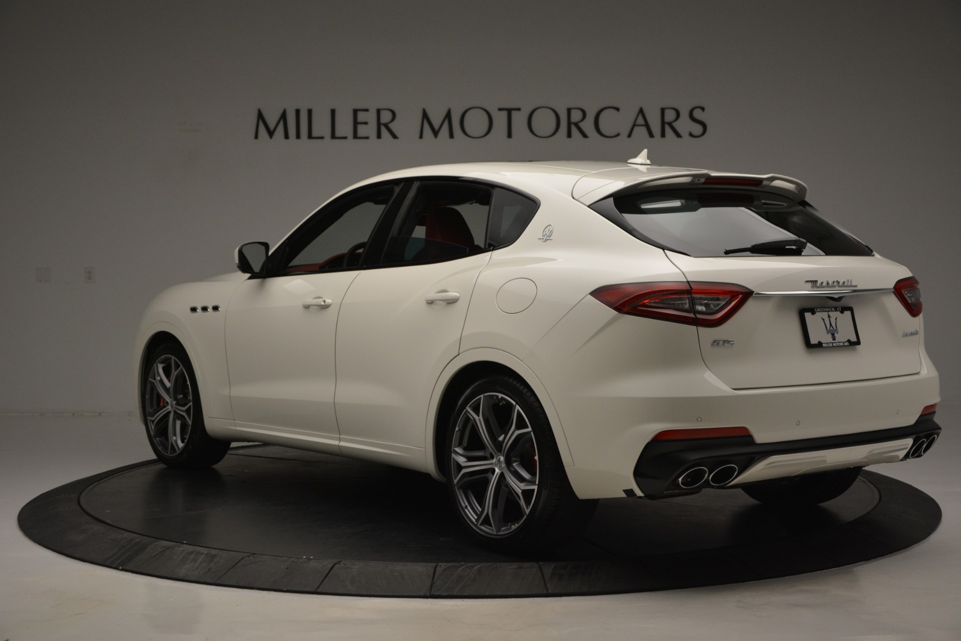 New 2019 Maserati Levante GTS For Sale In Westport, CT 2883_p6