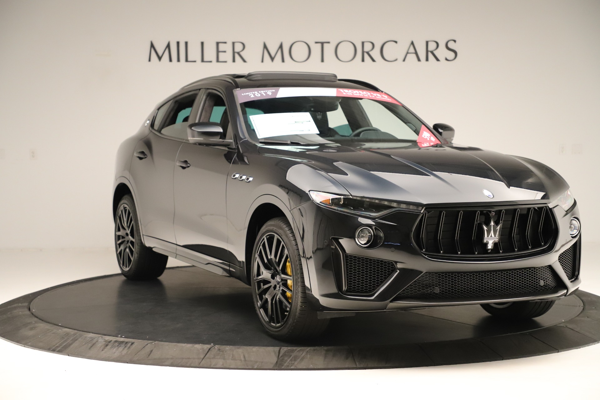 New 2019 Maserati Levante Trofeo For Sale In Westport, CT 2884_p11