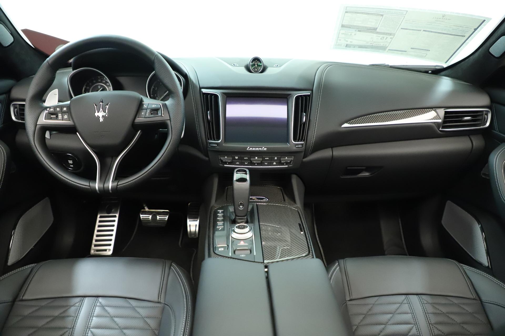 New 2019 Maserati Levante Trofeo For Sale In Westport, CT 2884_p17