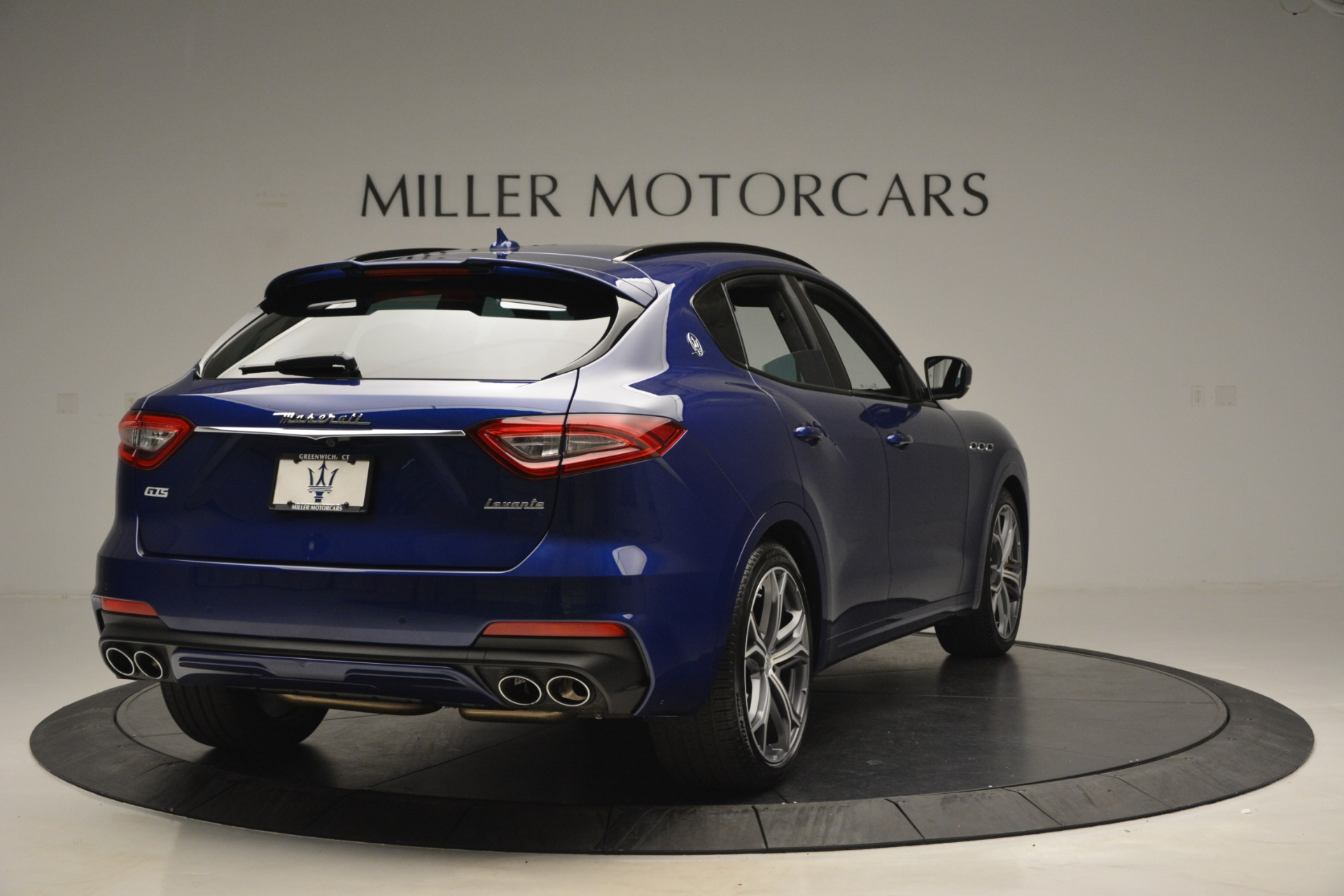 New 2019 Maserati Levante GTS For Sale In Westport, CT 2885_p10