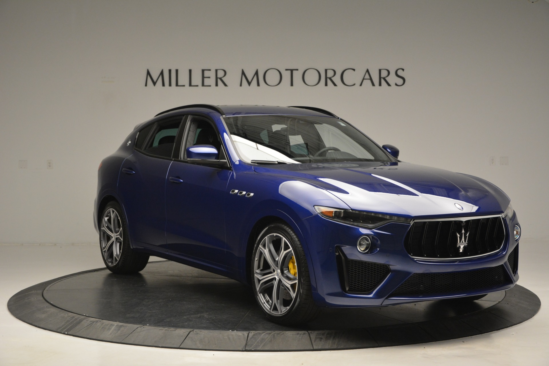 New 2019 Maserati Levante GTS For Sale In Westport, CT 2885_p16