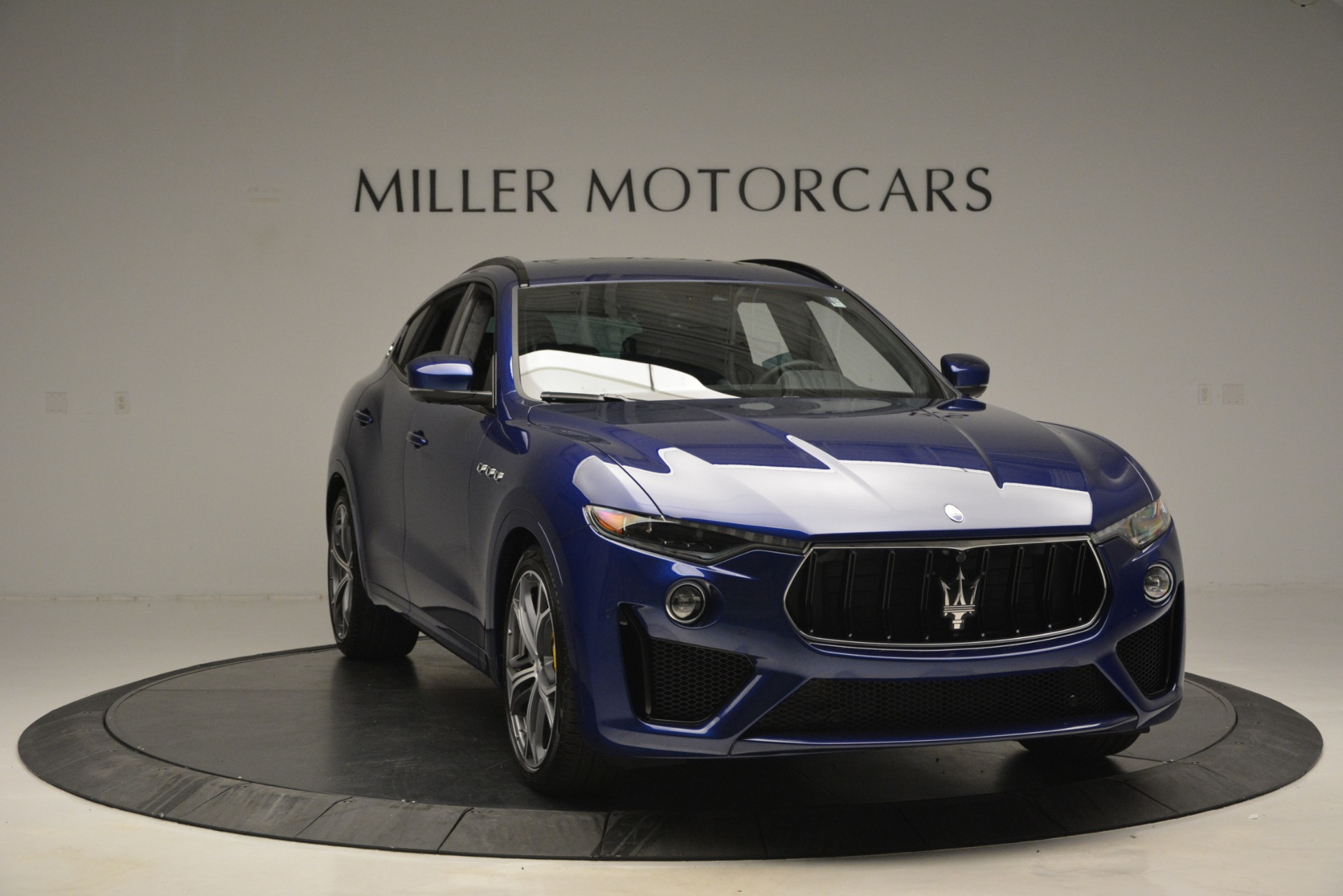 New 2019 Maserati Levante GTS For Sale In Westport, CT 2885_p17