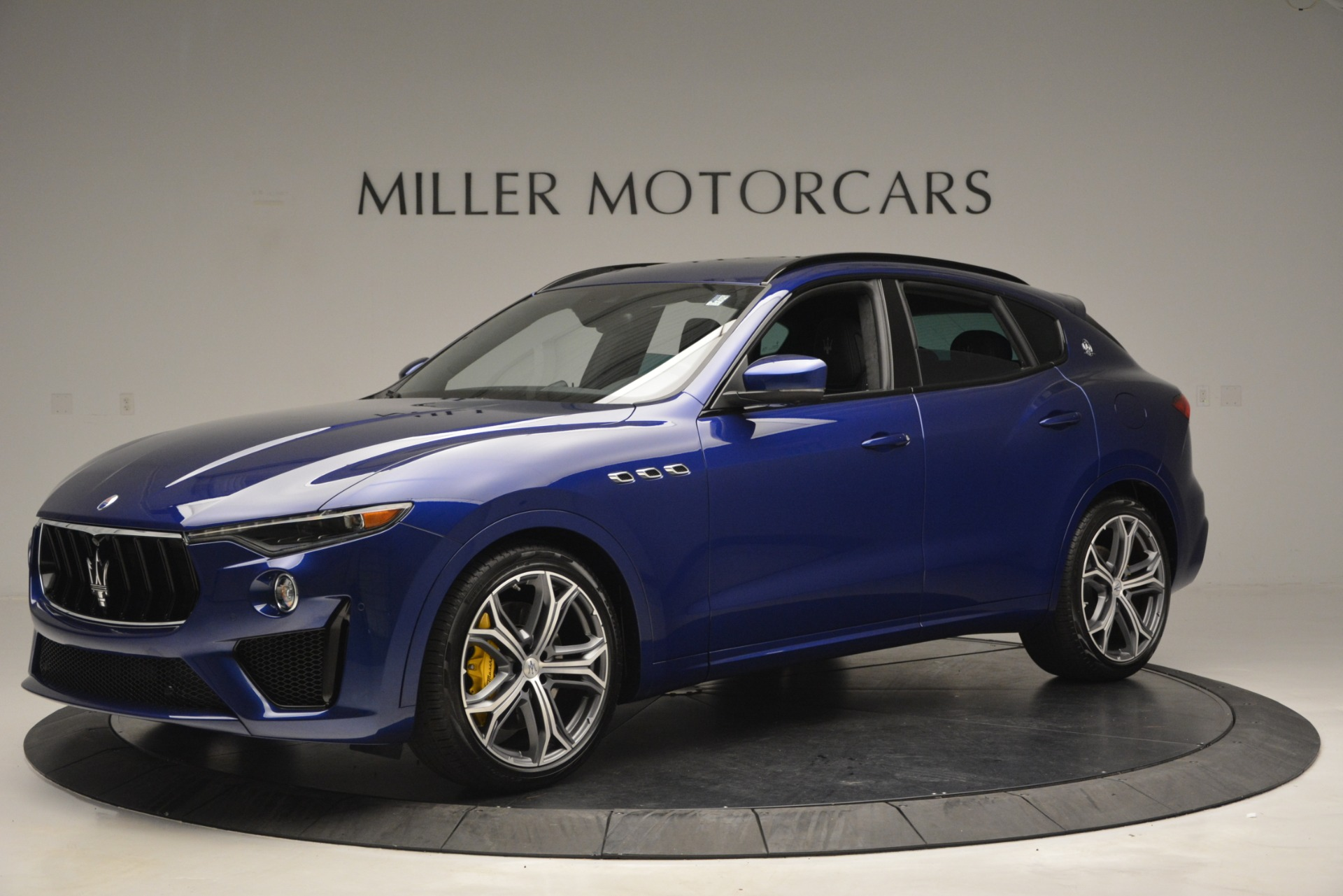 New 2019 Maserati Levante GTS For Sale In Westport, CT 2885_p2