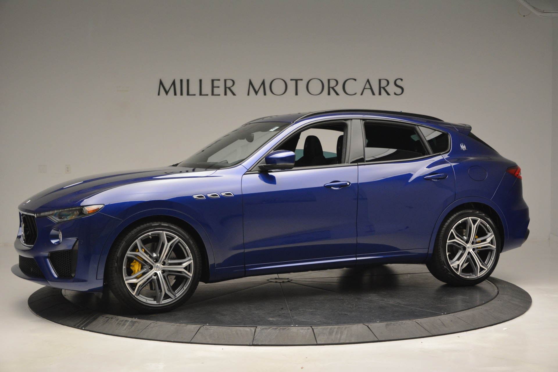 New 2019 Maserati Levante GTS For Sale In Westport, CT 2885_p3