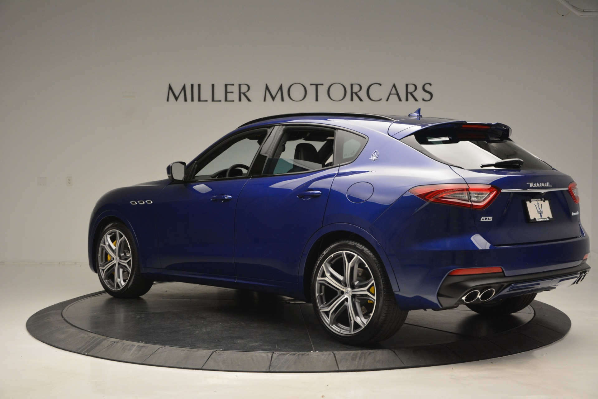 New 2019 Maserati Levante GTS For Sale In Westport, CT 2885_p7