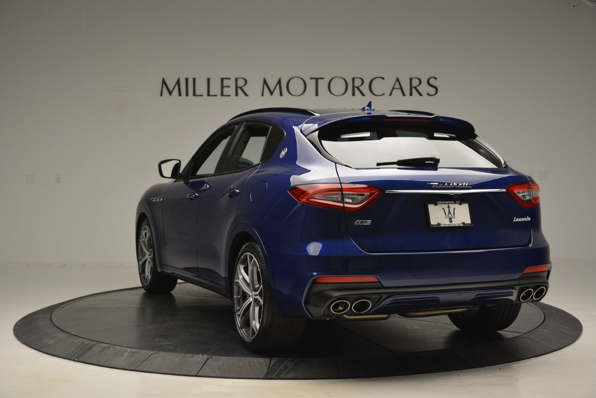New 2019 Maserati Levante GTS For Sale In Westport, CT 2885_p8