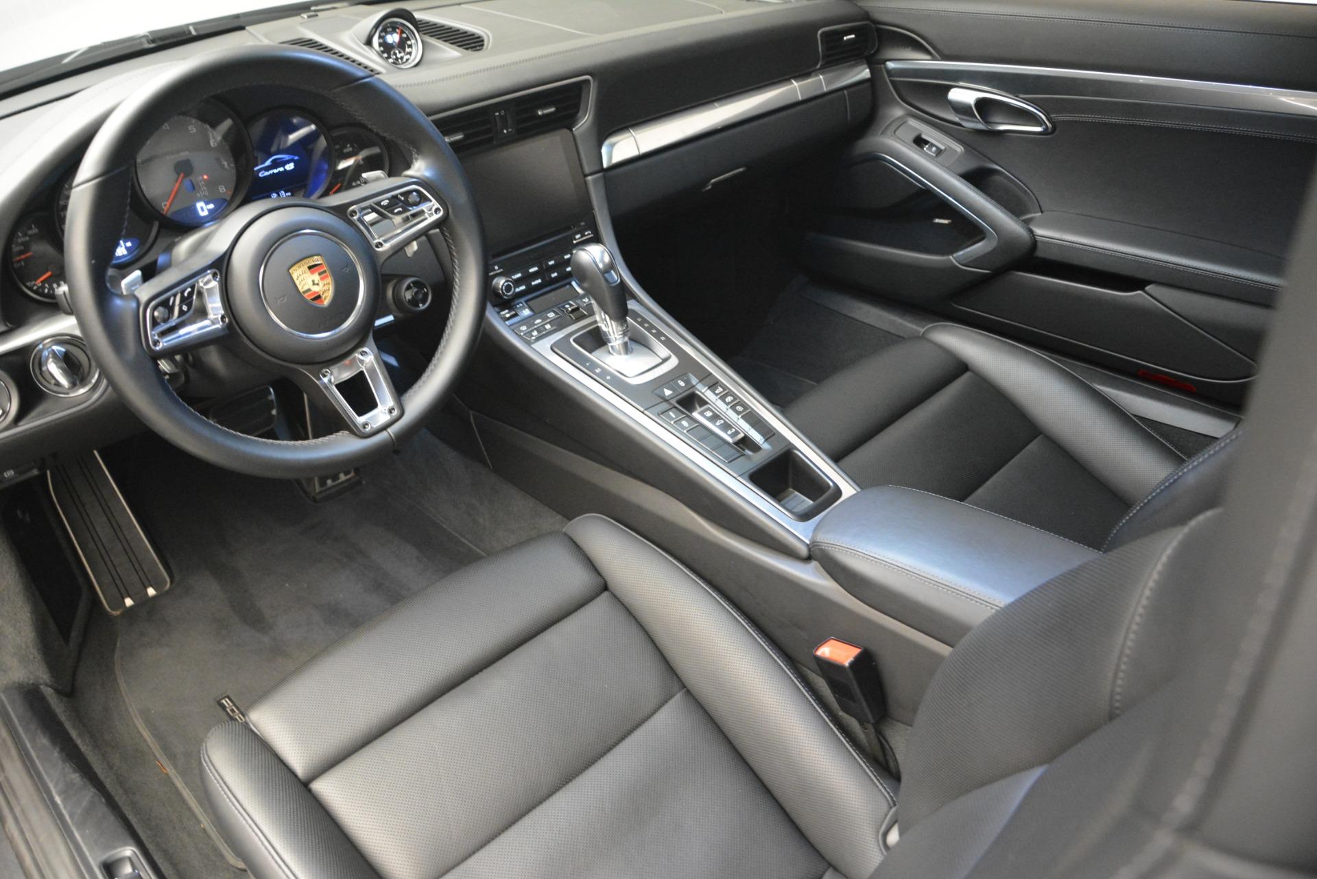 Used 2017 Porsche 911 Carrera 4S For Sale In Westport, CT 2887_p14