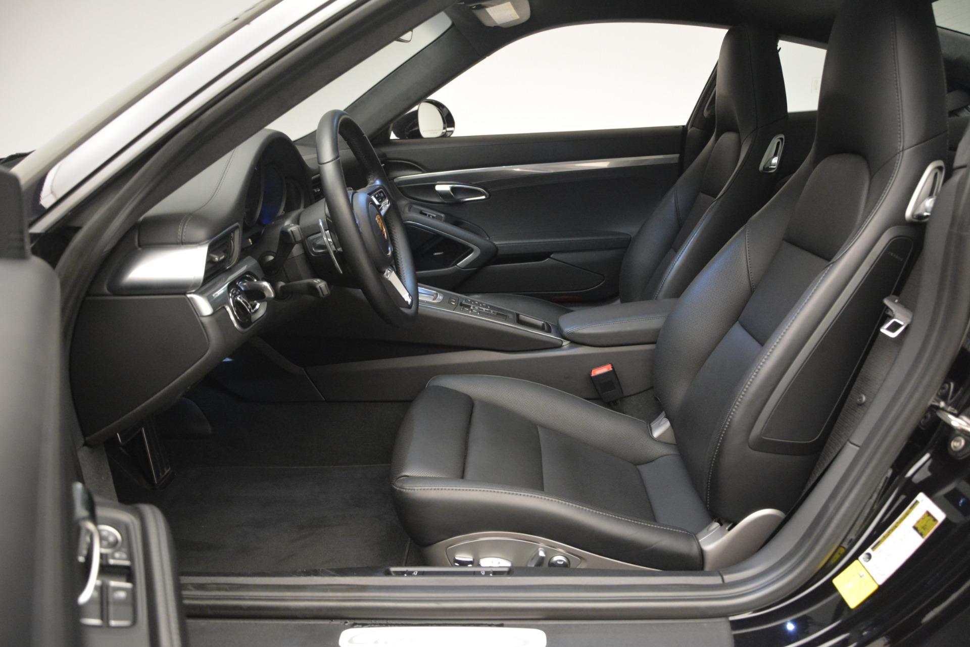 Used 2017 Porsche 911 Carrera 4S For Sale In Westport, CT 2887_p15