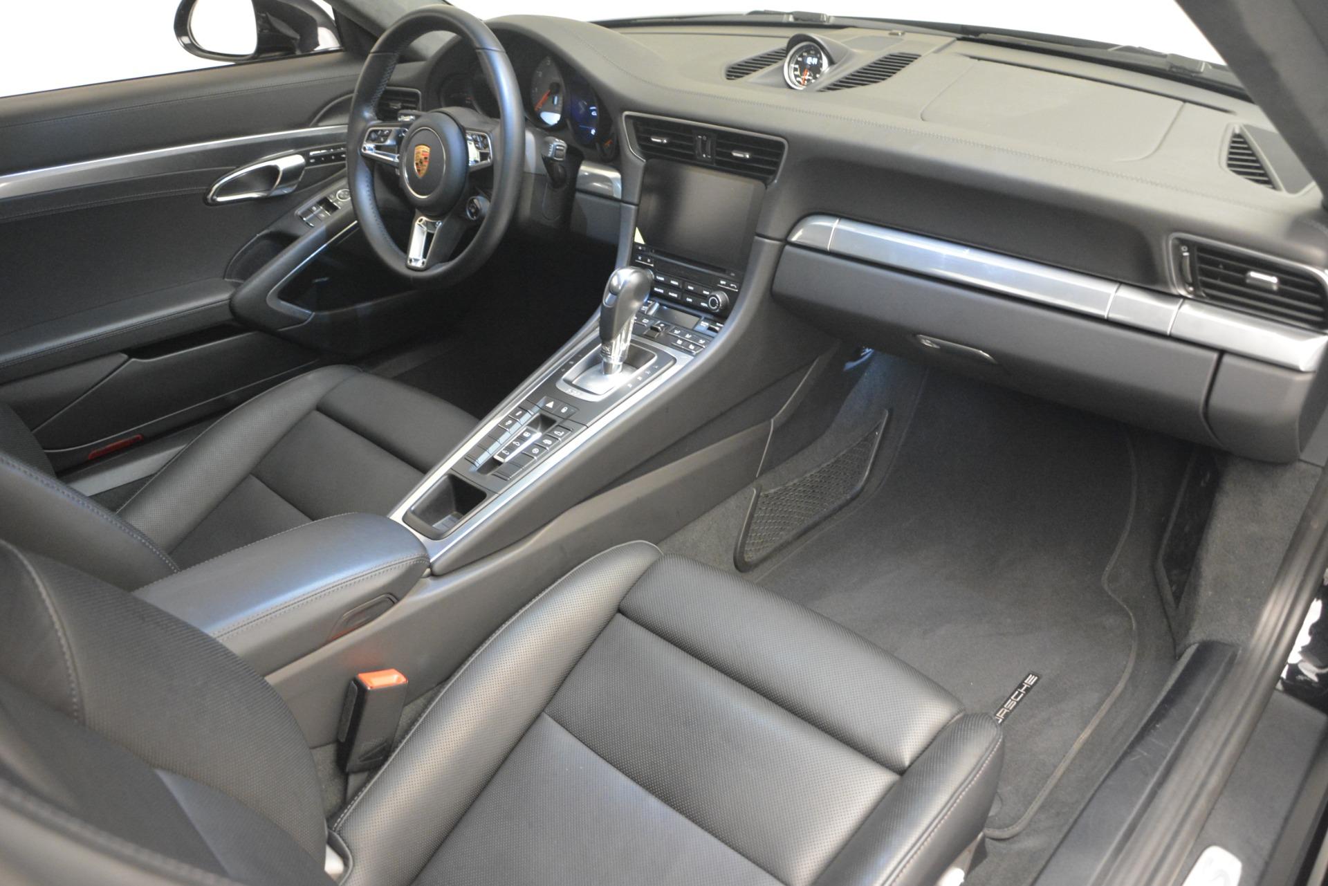 Used 2017 Porsche 911 Carrera 4S For Sale In Westport, CT 2887_p17