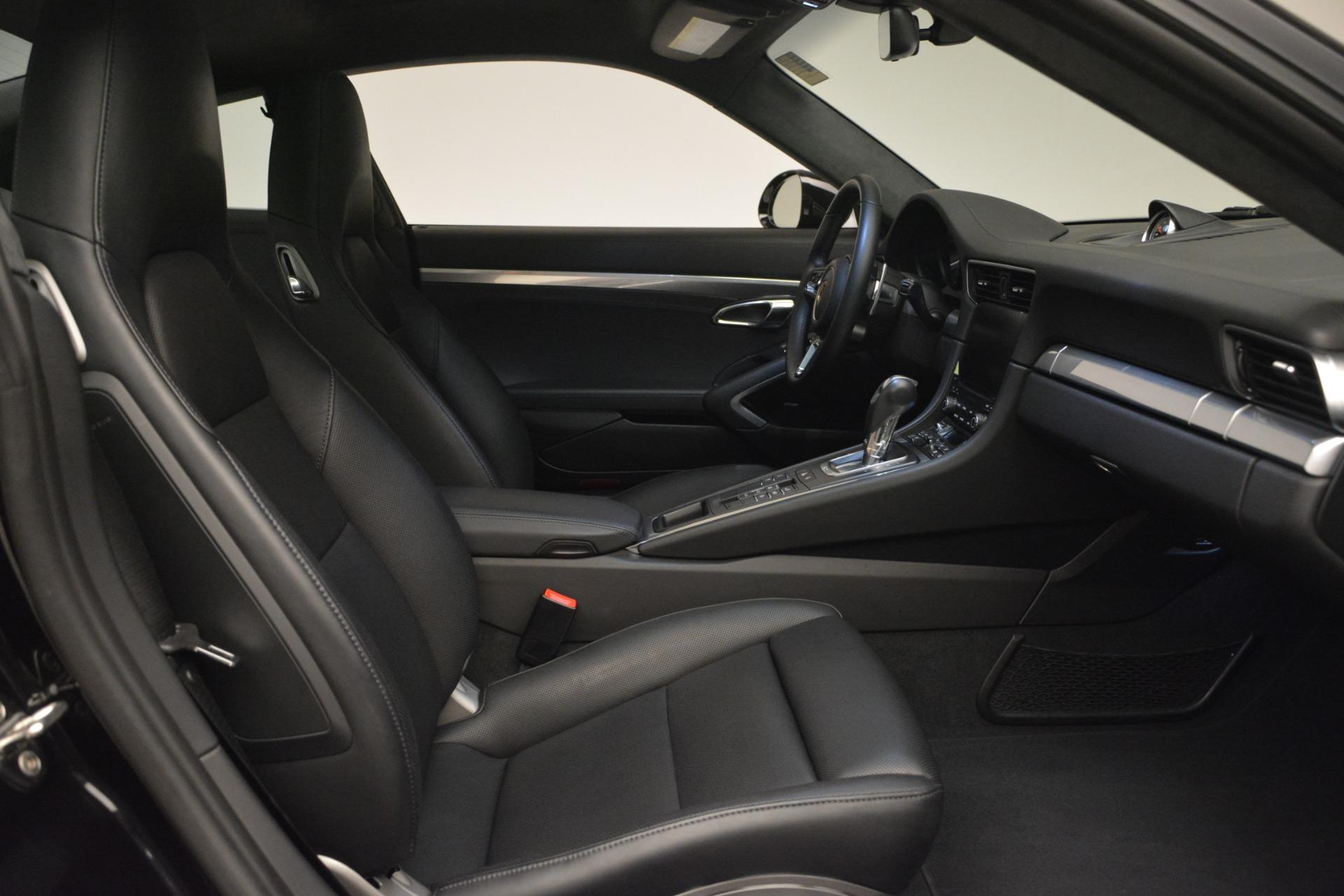 Used 2017 Porsche 911 Carrera 4S For Sale In Westport, CT 2887_p18