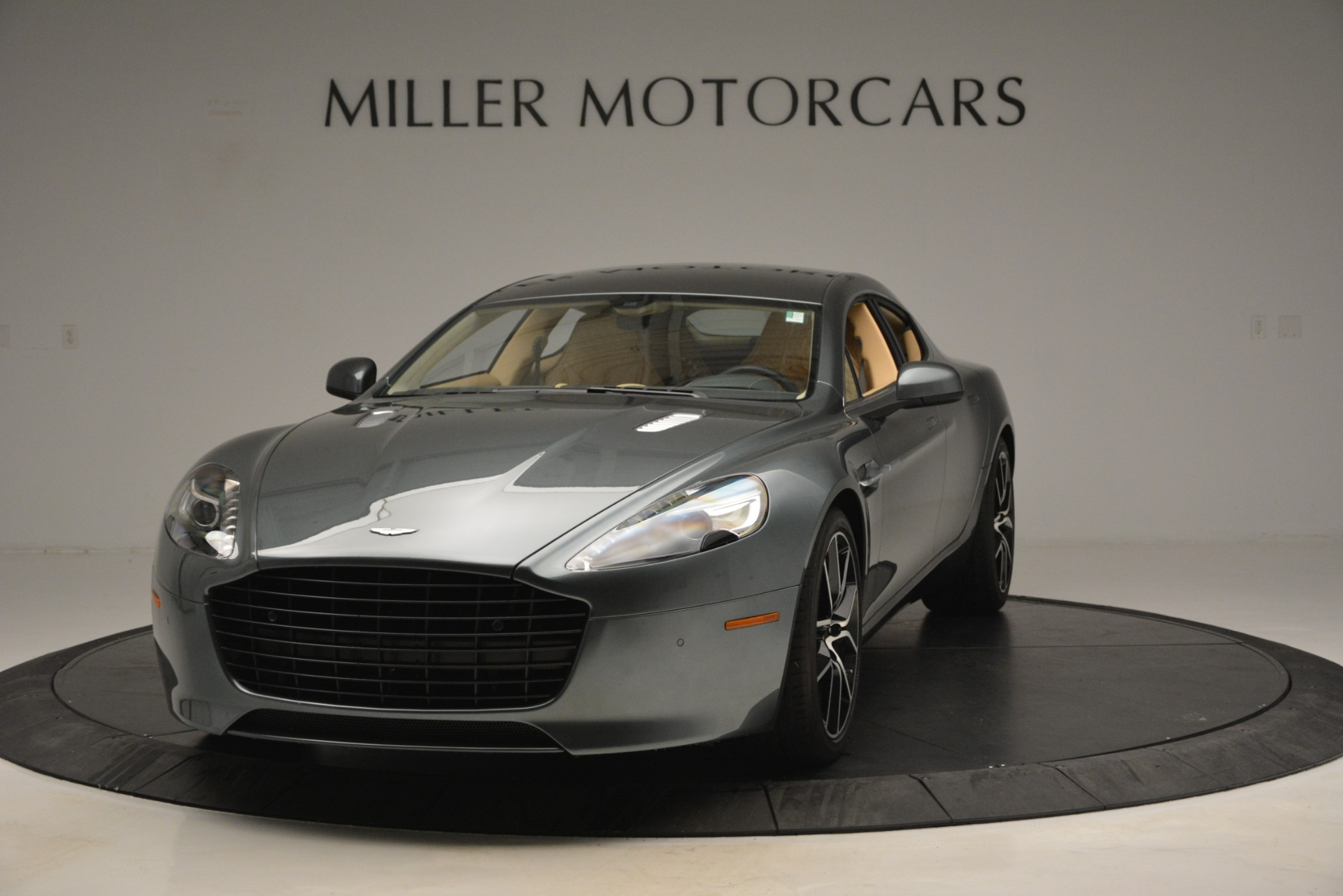 Used 2017 Aston Martin Rapide S Sedan For Sale In Westport, CT