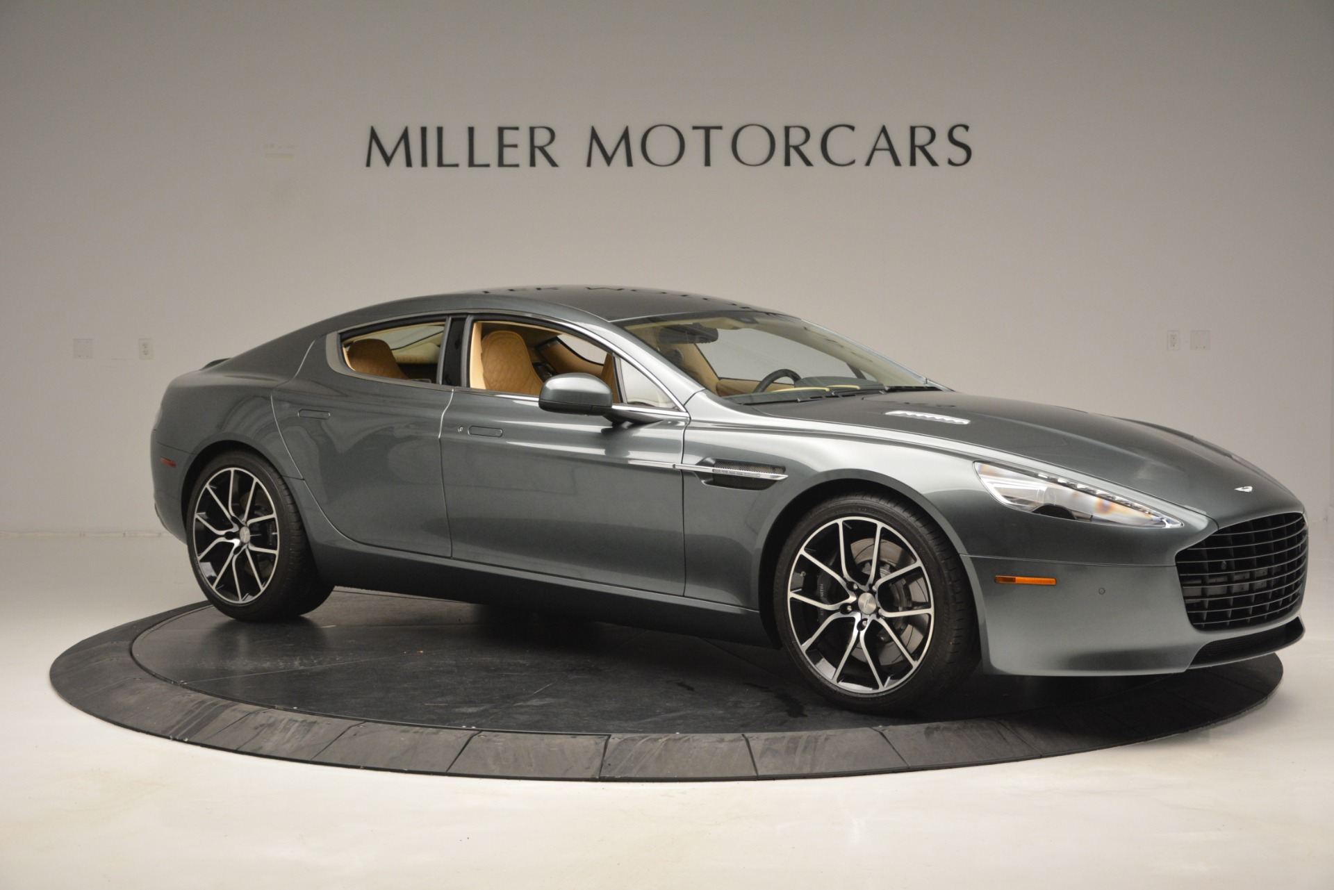 Used 2017 Aston Martin Rapide S Sedan For Sale In Westport, CT 2889_p10