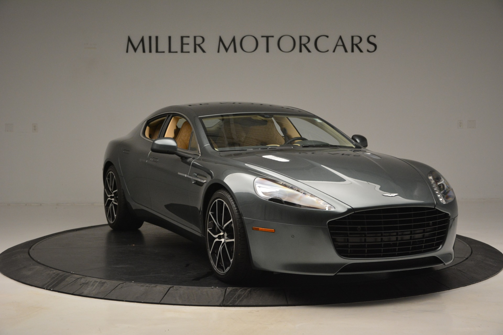 Used 2017 Aston Martin Rapide S Sedan For Sale In Westport, CT 2889_p11
