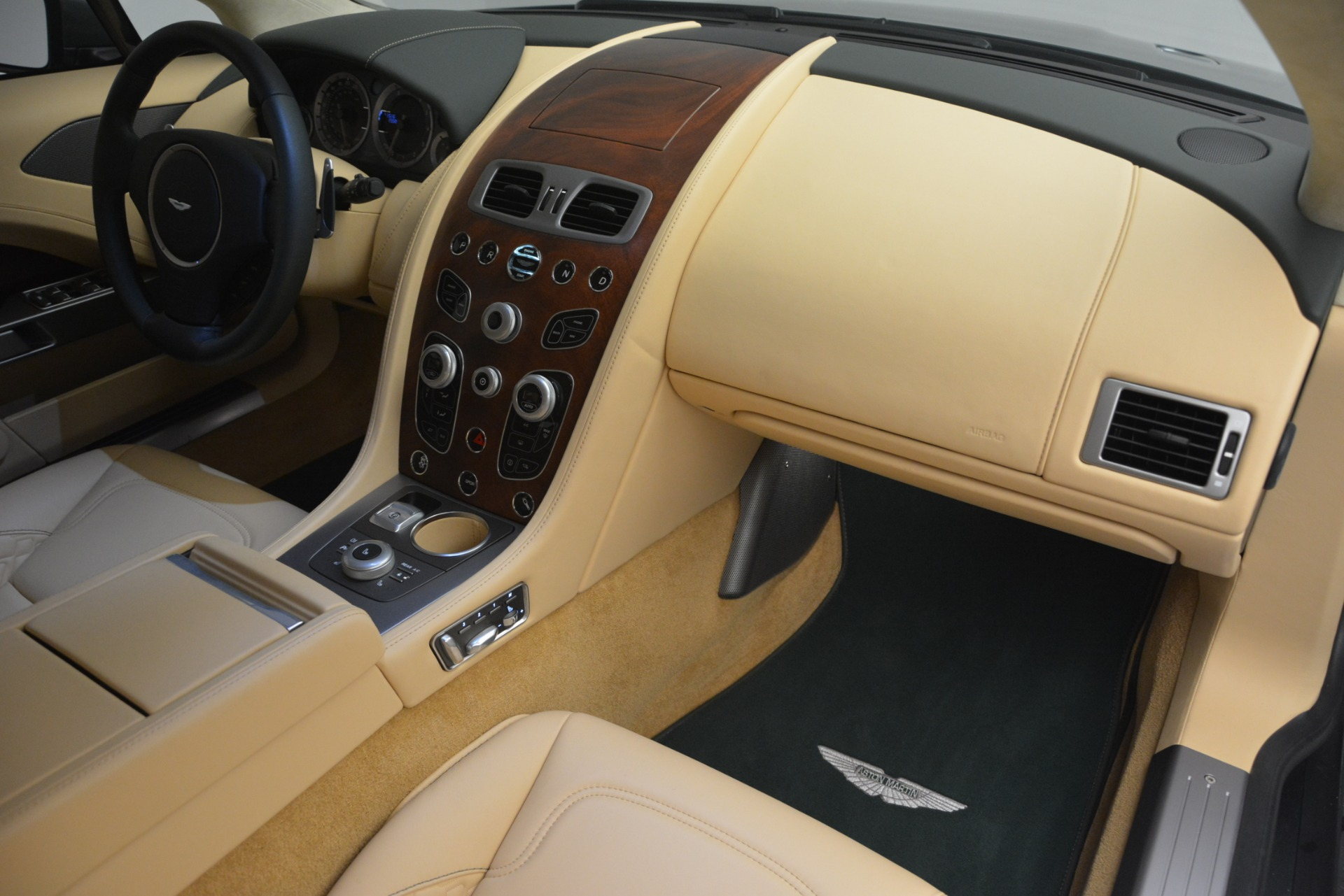 Used 2017 Aston Martin Rapide S Sedan For Sale In Westport, CT 2889_p21
