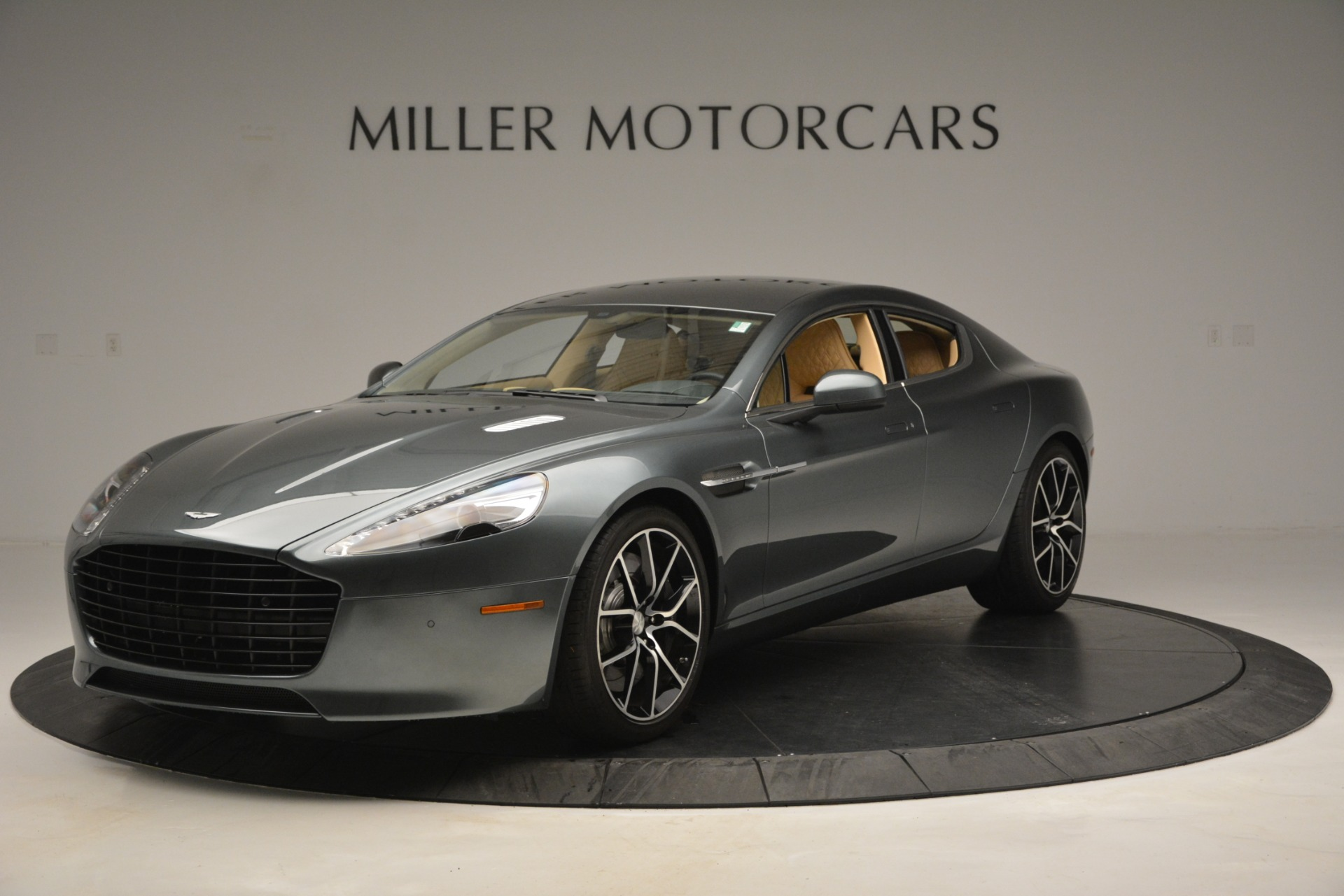 Used 2017 Aston Martin Rapide S Sedan For Sale In Westport, CT 2889_p2