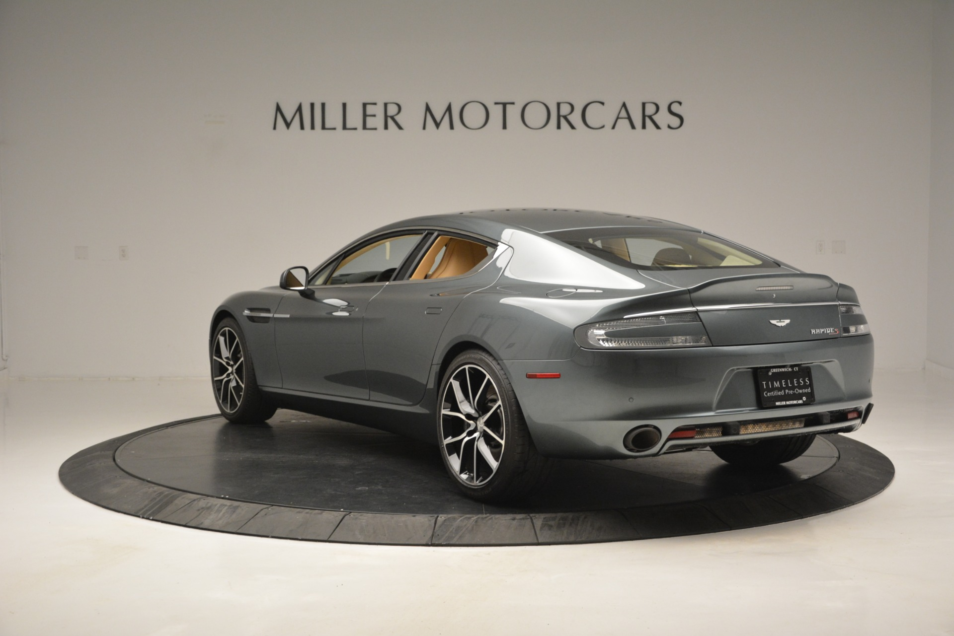Used 2017 Aston Martin Rapide S Sedan For Sale In Westport, CT 2889_p5