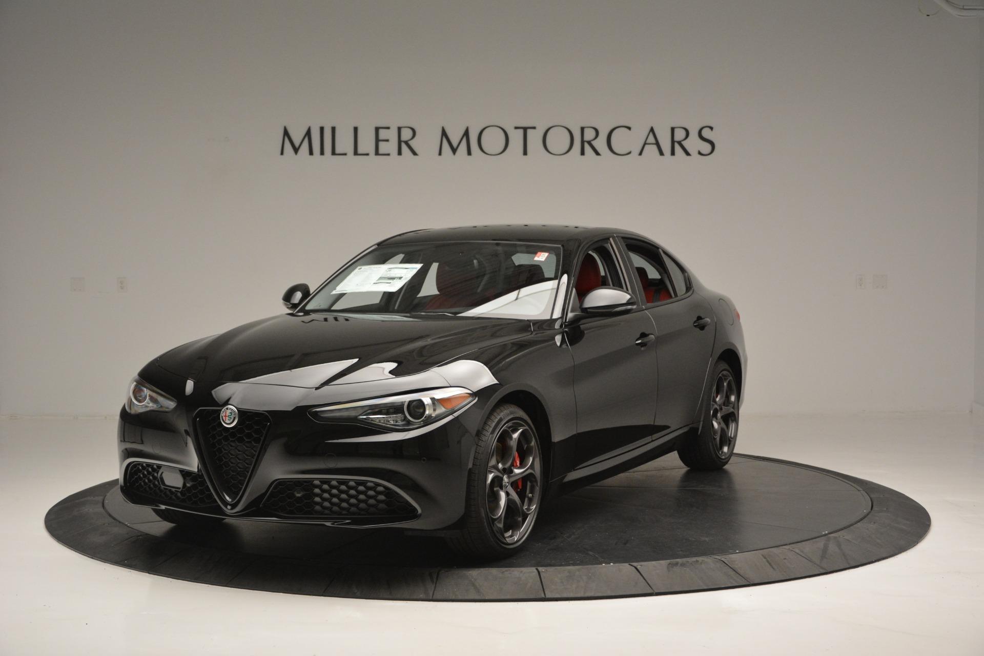 New 2019 Alfa Romeo Giulia Q4 For Sale In Westport, CT 2892_main