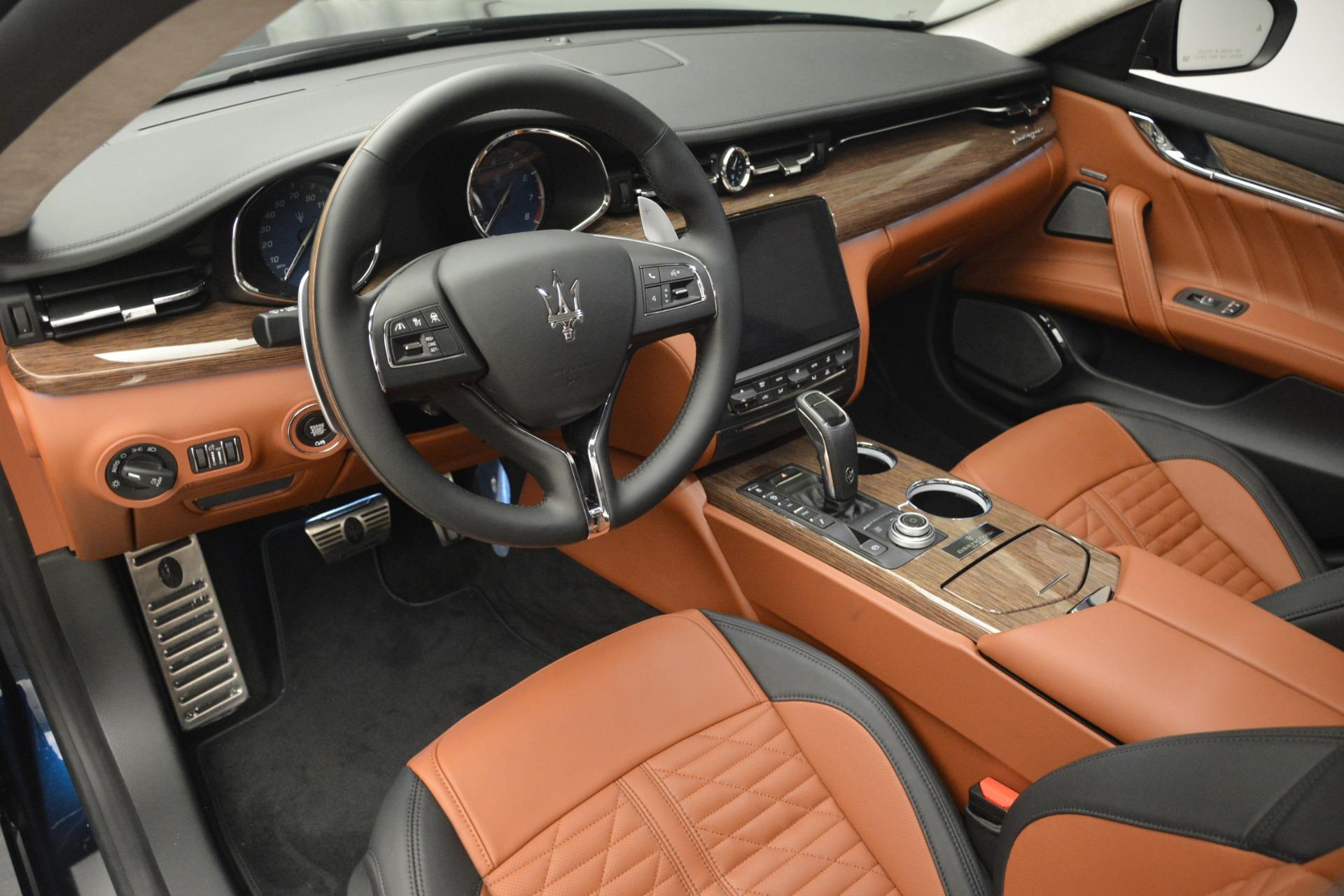 New 2019 Maserati Quattroporte S Q4 GranLusso Edizione Nobile For Sale In Westport, CT 2898_p20
