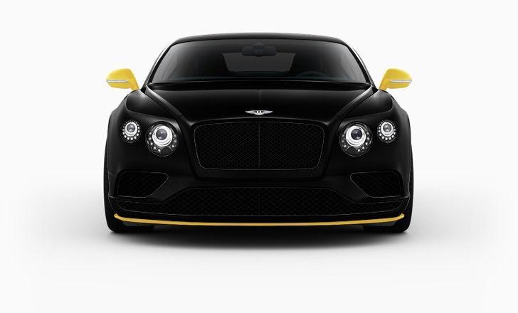 New 2017 Bentley Continental GT Speed Black Edition For Sale In Westport, CT 29_p2