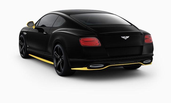 New 2017 Bentley Continental GT Speed Black Edition For Sale In Westport, CT 29_p4