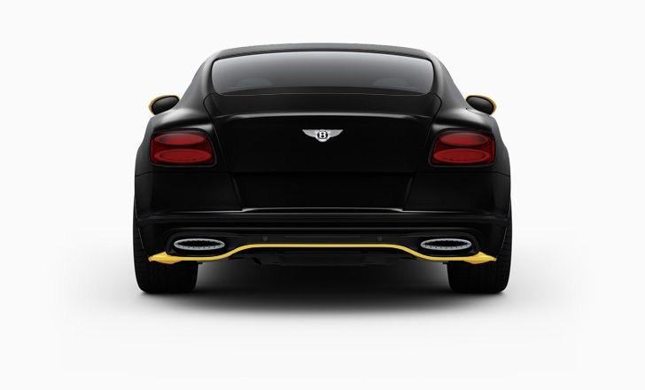 New 2017 Bentley Continental GT Speed Black Edition For Sale In Westport, CT 29_p5