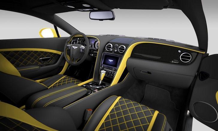 New 2017 Bentley Continental GT Speed Black Edition For Sale In Westport, CT 29_p6