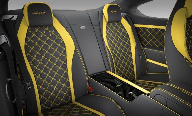 New 2017 Bentley Continental GT Speed Black Edition For Sale In Westport, CT 29_p7