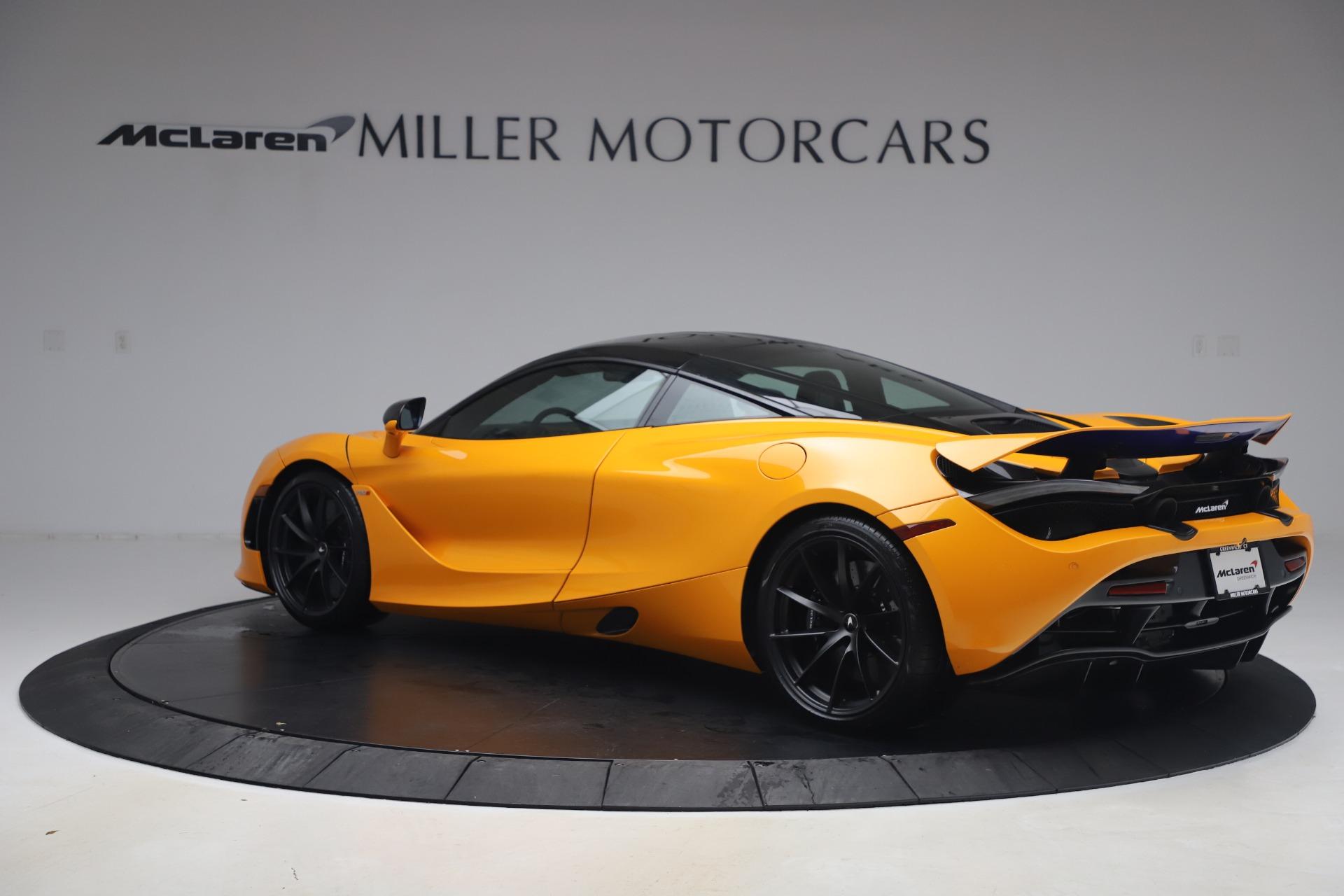 New 2019 McLaren 720S Coupe For Sale In Westport, CT 2900_p3