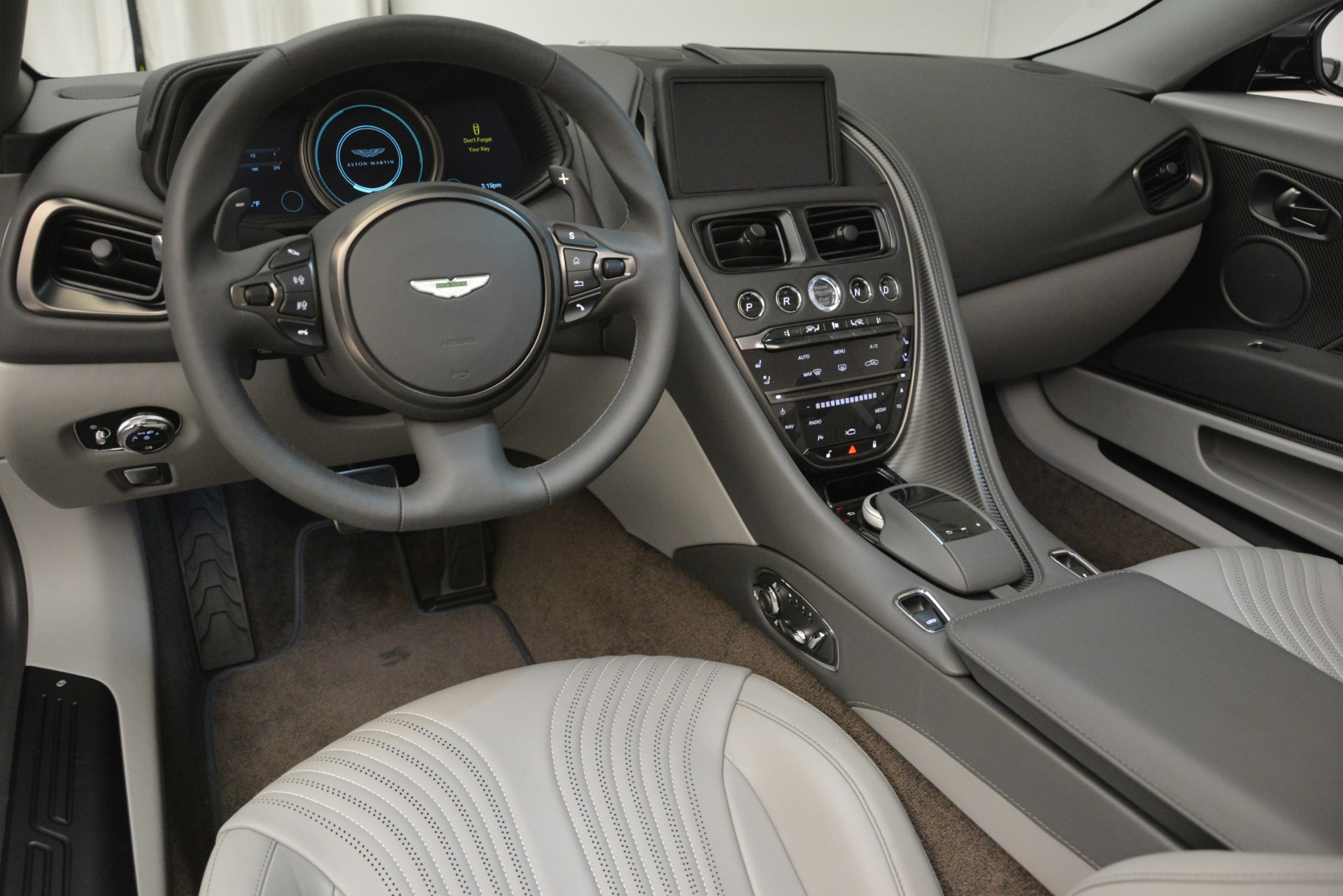 New 2019 Aston Martin DB11 V8 Convertible For Sale In Westport, CT 2902_p20