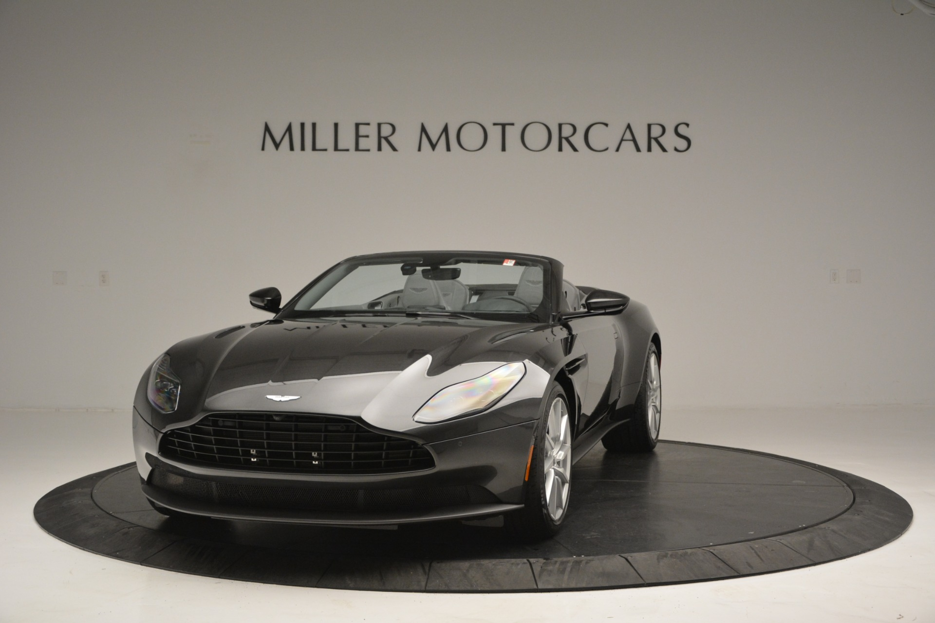 New 2019 Aston Martin DB11 V8 Convertible For Sale In Westport, CT 2902_p2