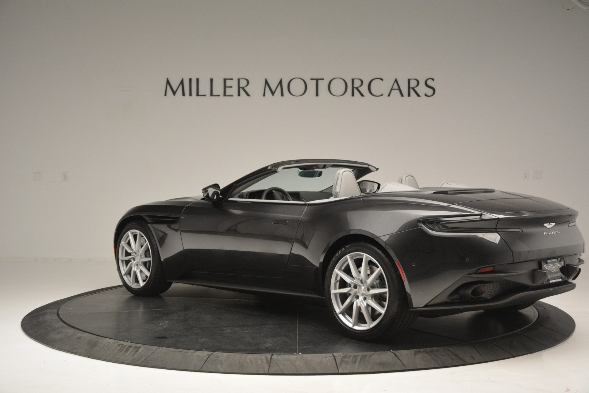 New 2019 Aston Martin DB11 V8 Convertible For Sale In Westport, CT 2902_p4