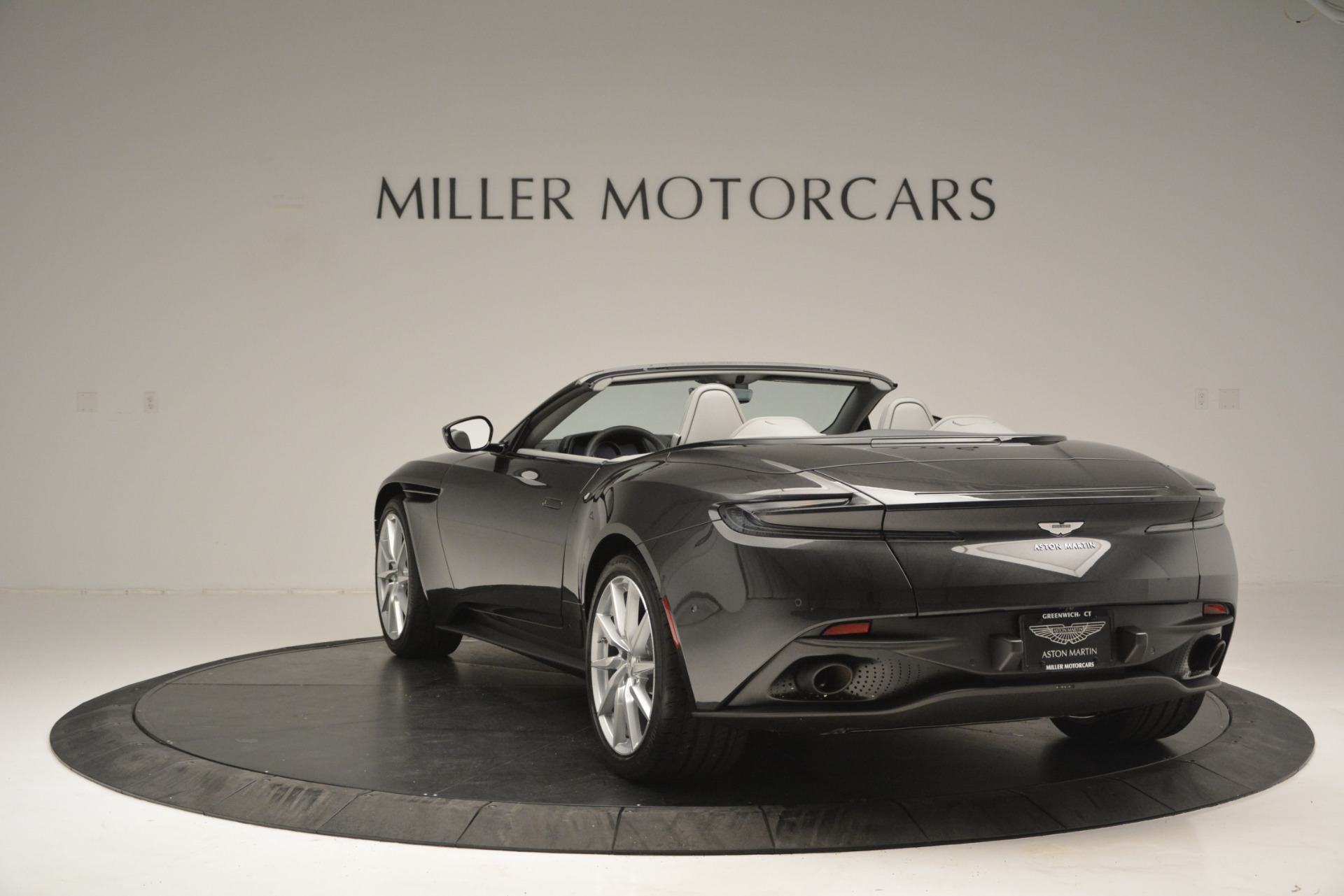 New 2019 Aston Martin DB11 V8 Convertible For Sale In Westport, CT 2902_p5