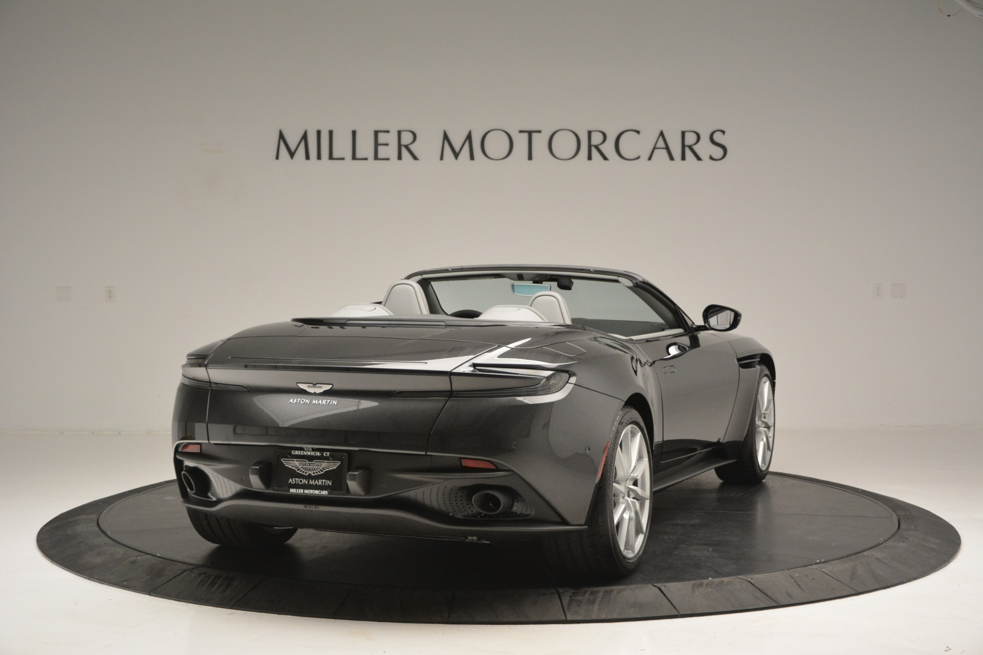 New 2019 Aston Martin DB11 V8 Convertible For Sale In Westport, CT 2902_p7