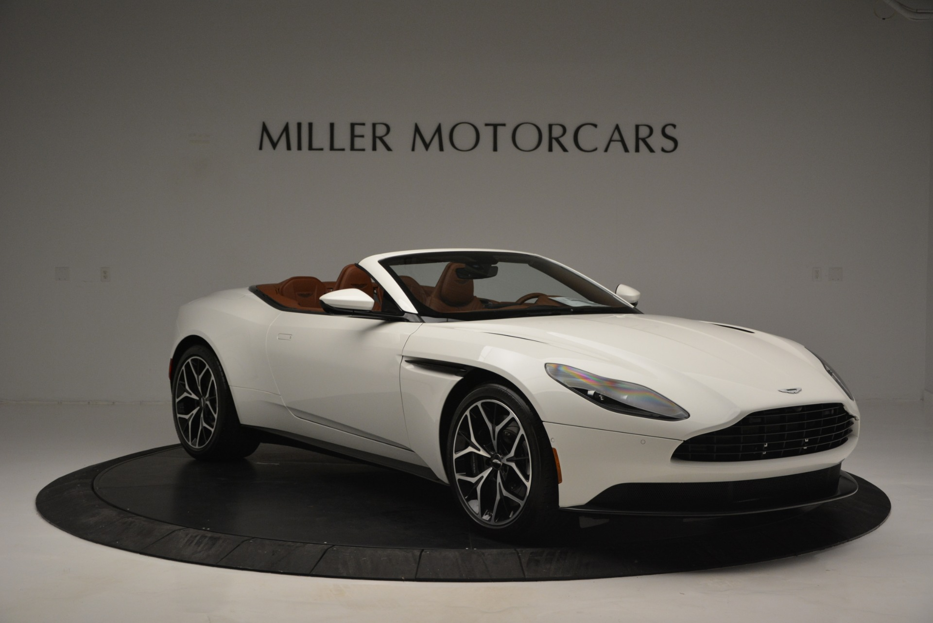 New 2019 Aston Martin DB11 V8 Convertible For Sale In Westport, CT 2903_p11
