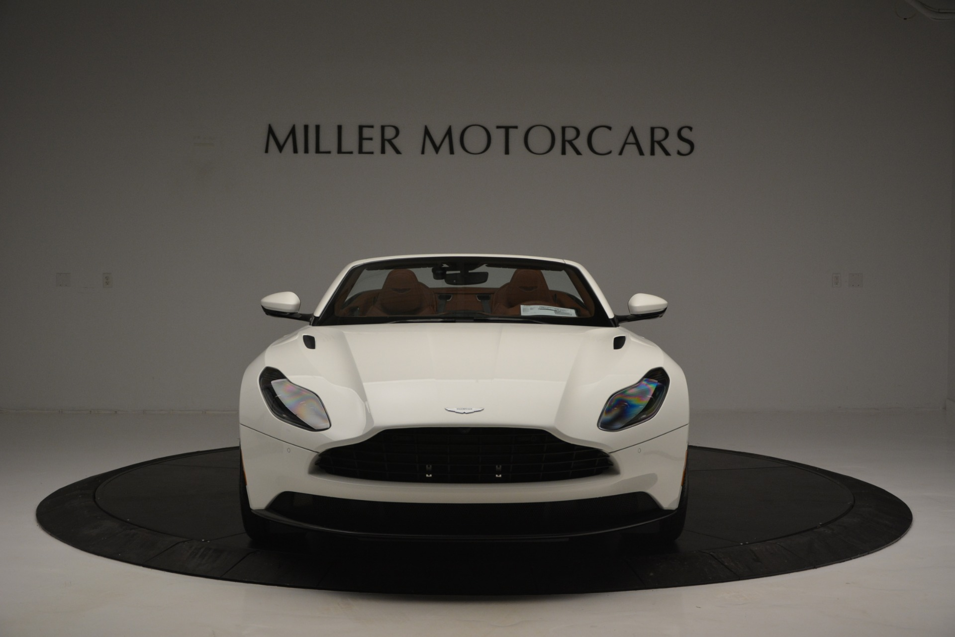 New 2019 Aston Martin DB11 V8 Convertible For Sale In Westport, CT 2903_p12