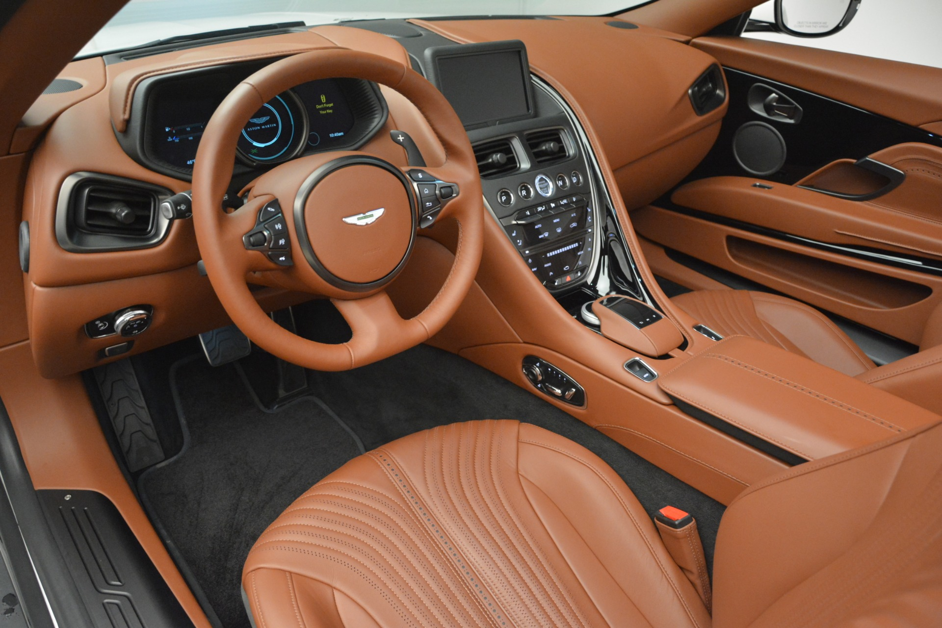 New 2019 Aston Martin DB11 V8 Convertible For Sale In Westport, CT 2903_p19