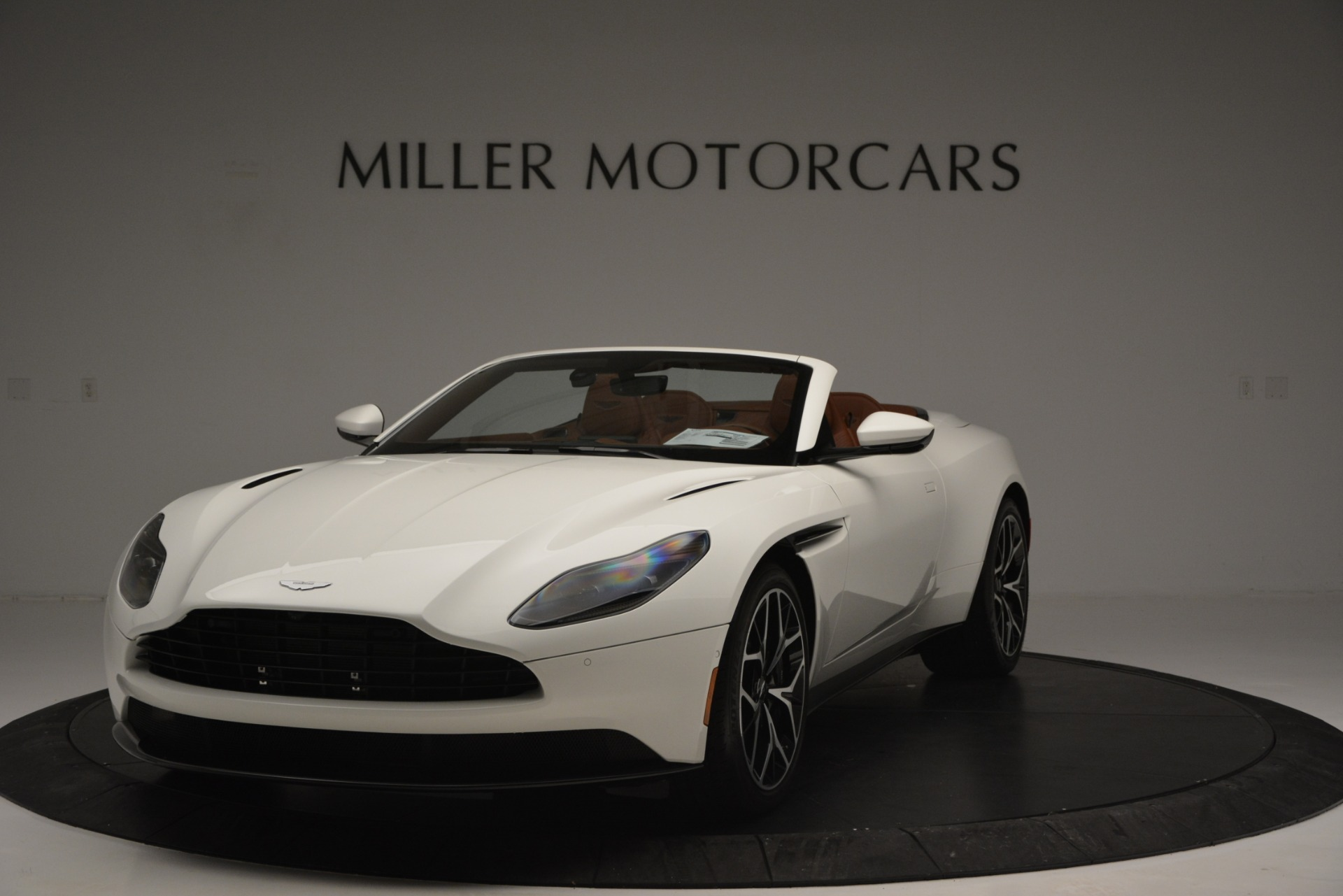 New 2019 Aston Martin DB11 V8 Convertible For Sale In Westport, CT 2903_p2