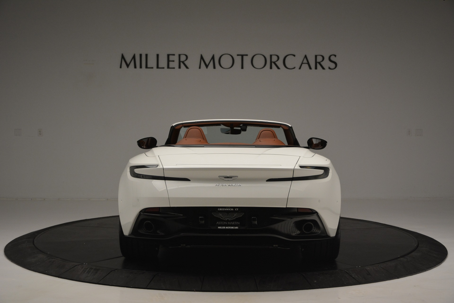 New 2019 Aston Martin DB11 V8 Convertible For Sale In Westport, CT 2903_p6