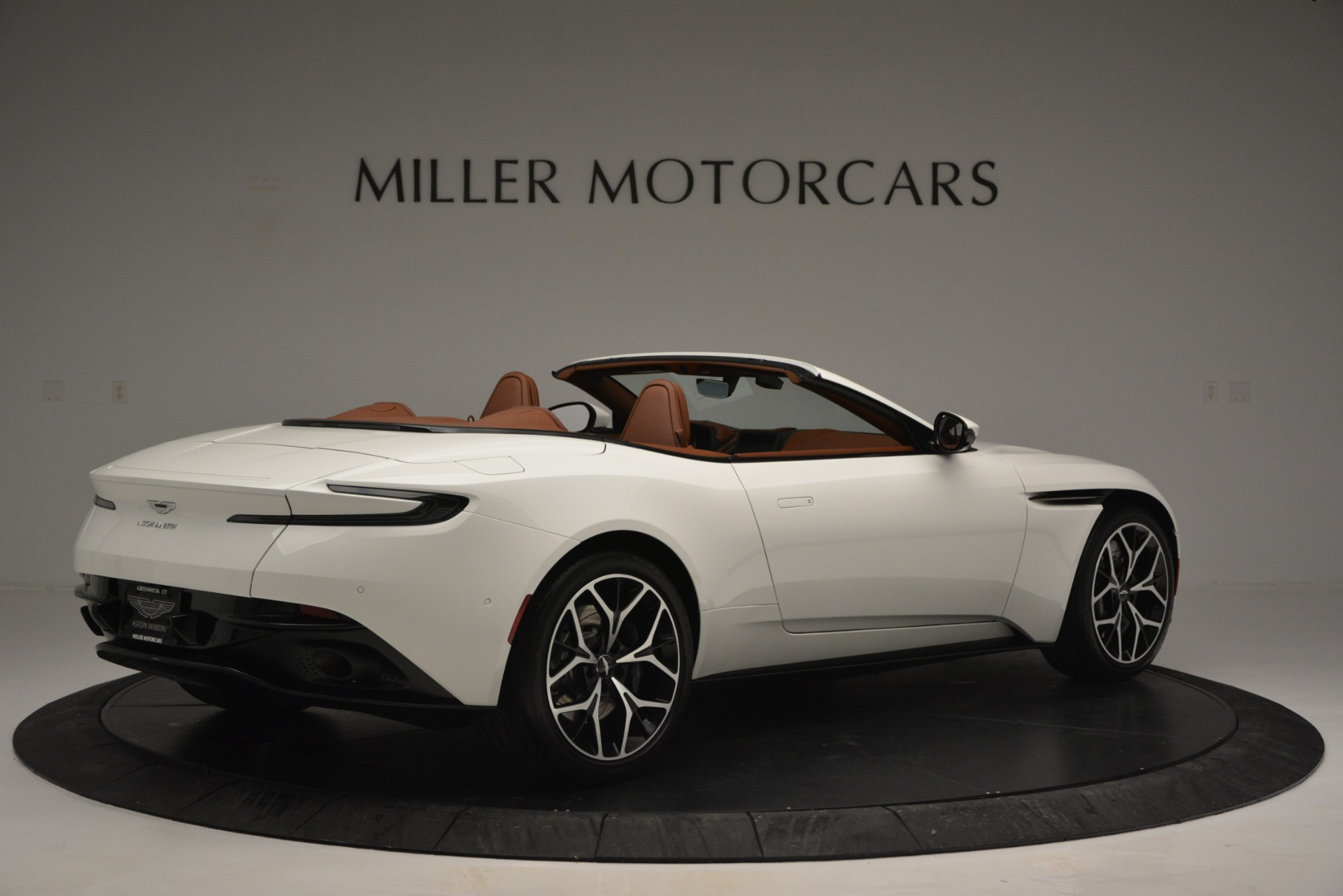 New 2019 Aston Martin DB11 V8 Convertible For Sale In Westport, CT 2903_p8