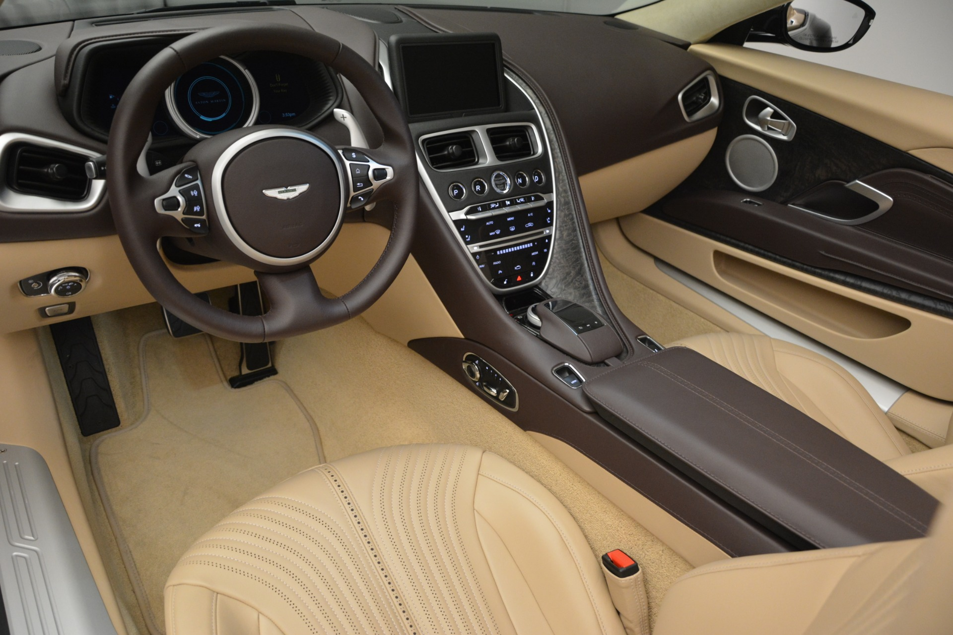 New 2019 Aston Martin DB11 Volante For Sale In Westport, CT 2905_p26