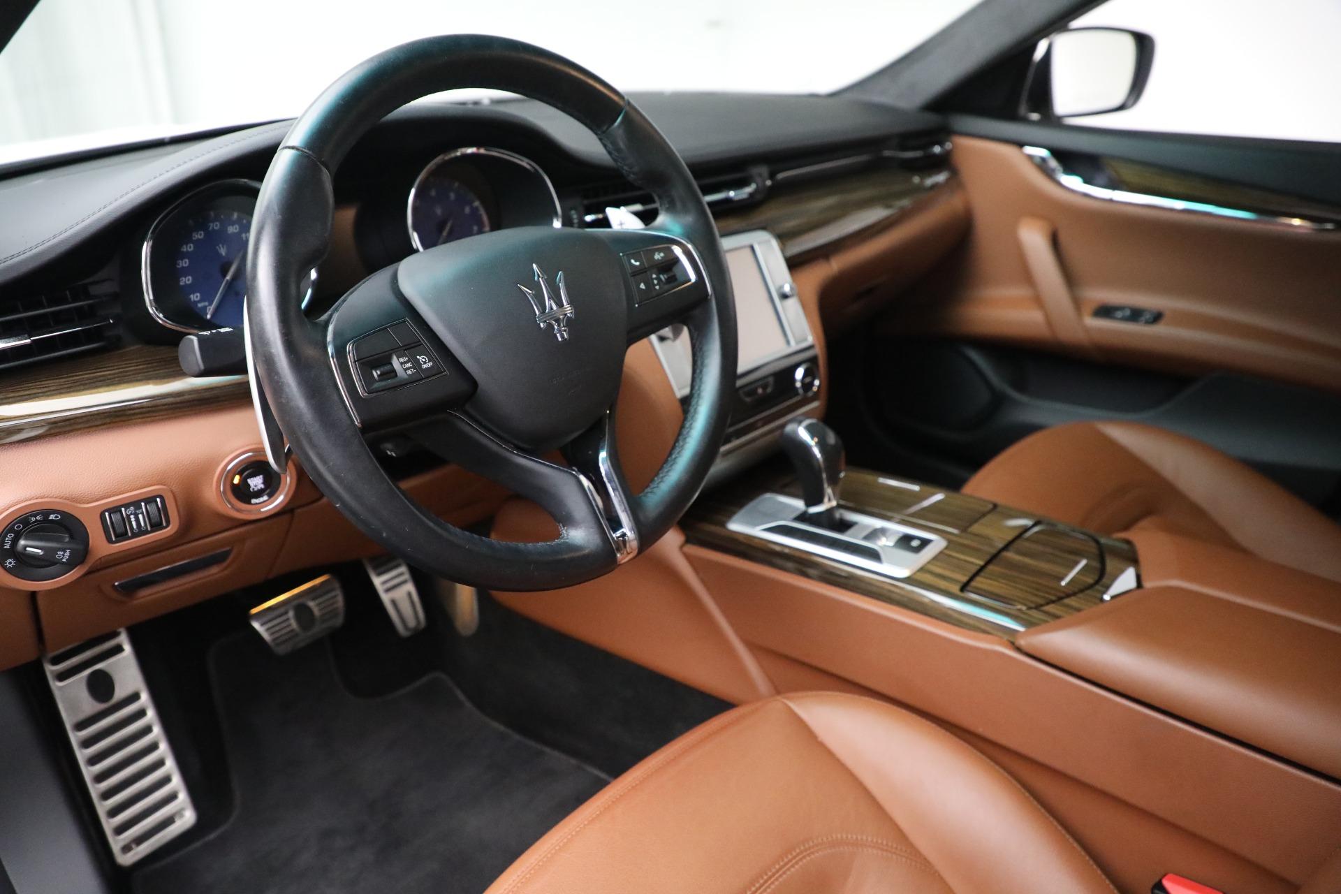 Used 2015 Maserati Quattroporte S Q4 For Sale In Westport, CT 2915_p11