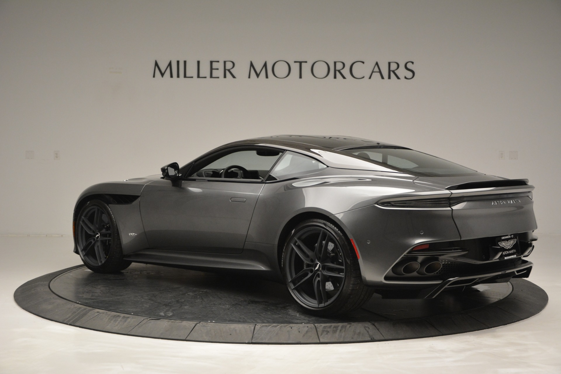 New 2019 Aston Martin DBS Coupe For Sale In Westport, CT 2917_p4