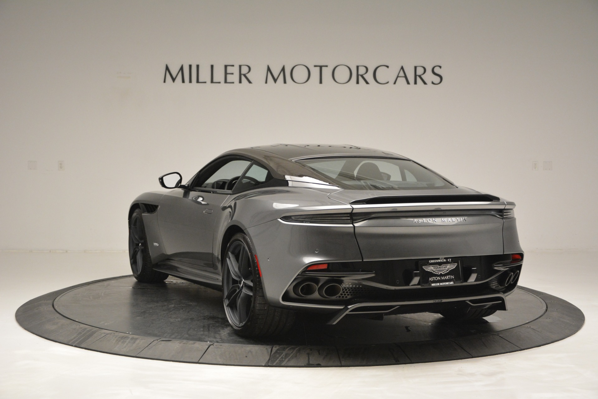 New 2019 Aston Martin DBS Coupe For Sale In Westport, CT 2917_p5
