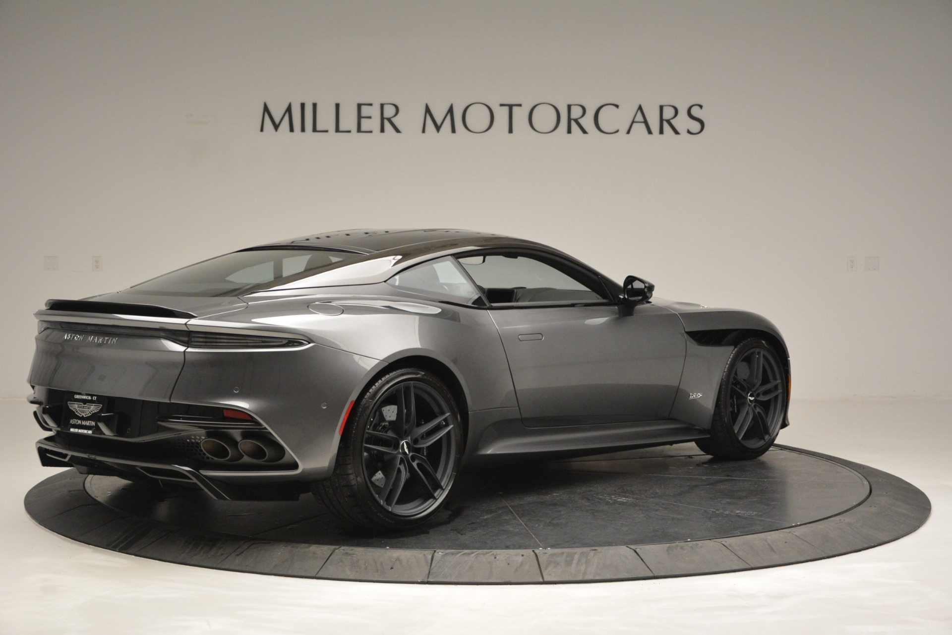 New 2019 Aston Martin DBS Coupe For Sale In Westport, CT 2917_p8
