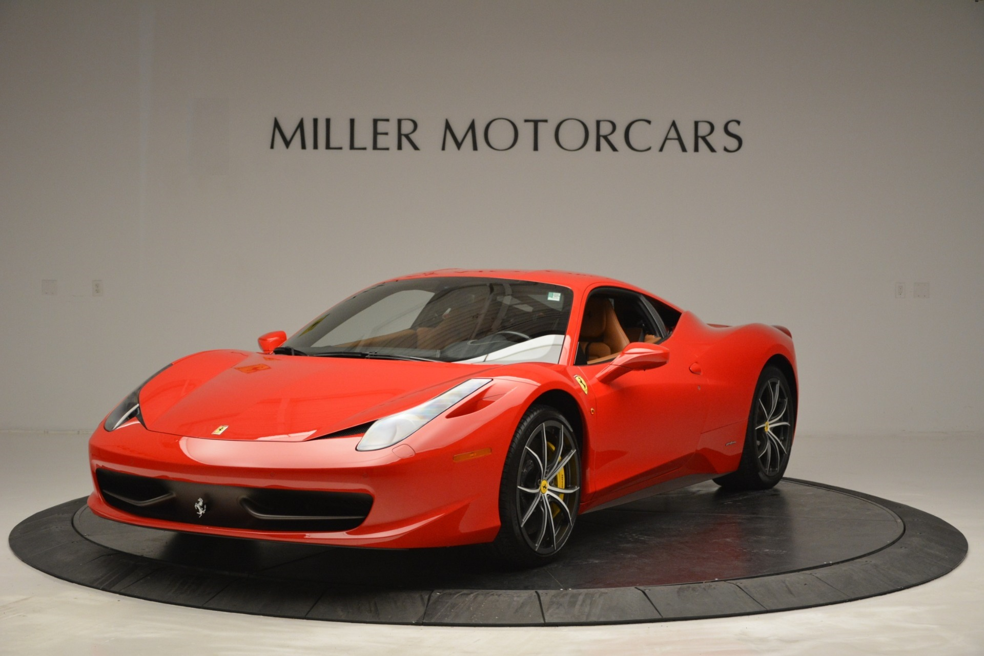 Used 2014 Ferrari 458 Italia  For Sale In Westport, CT