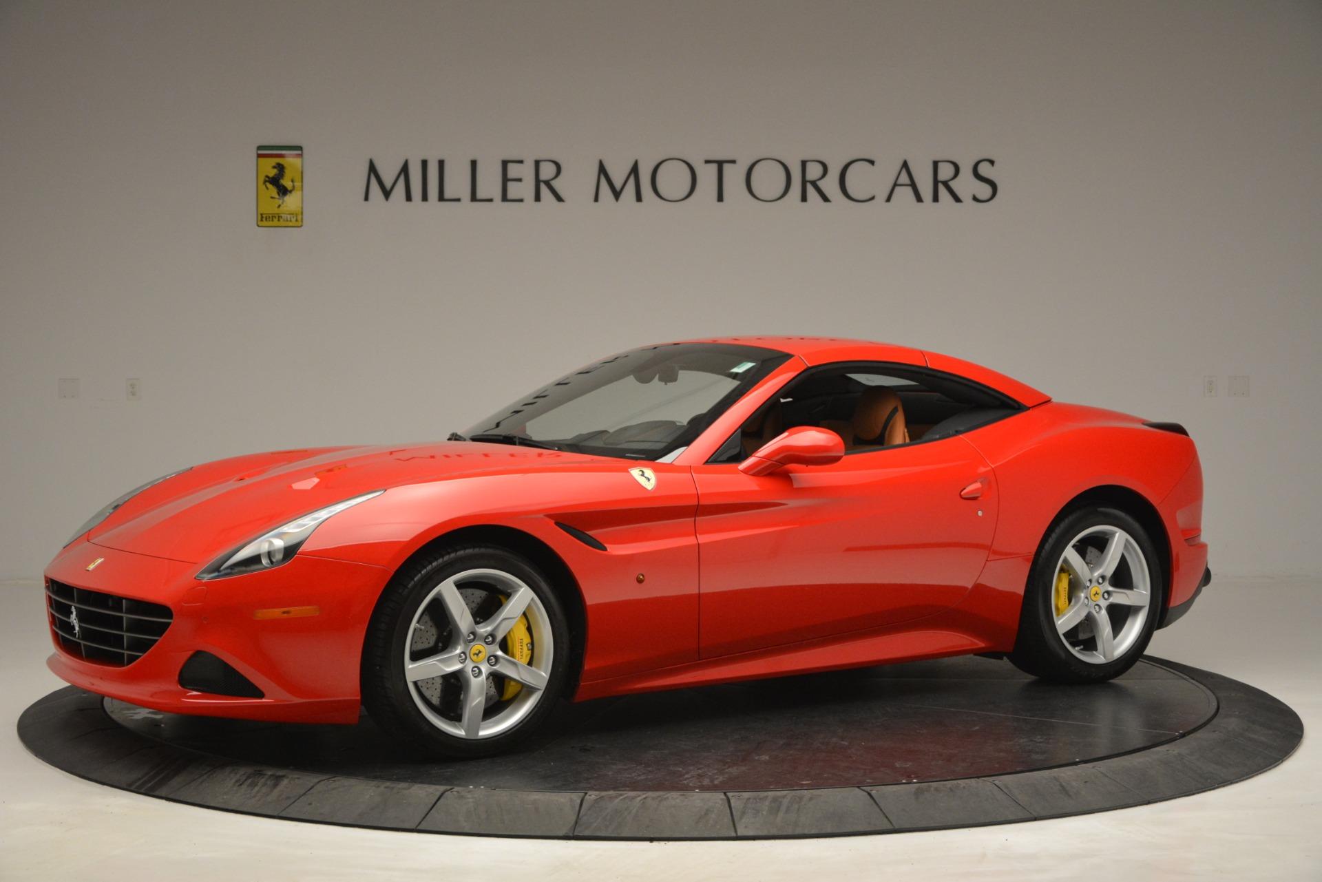 Used 2016 Ferrari California T Handling Speciale For Sale In Westport, CT 2921_p13